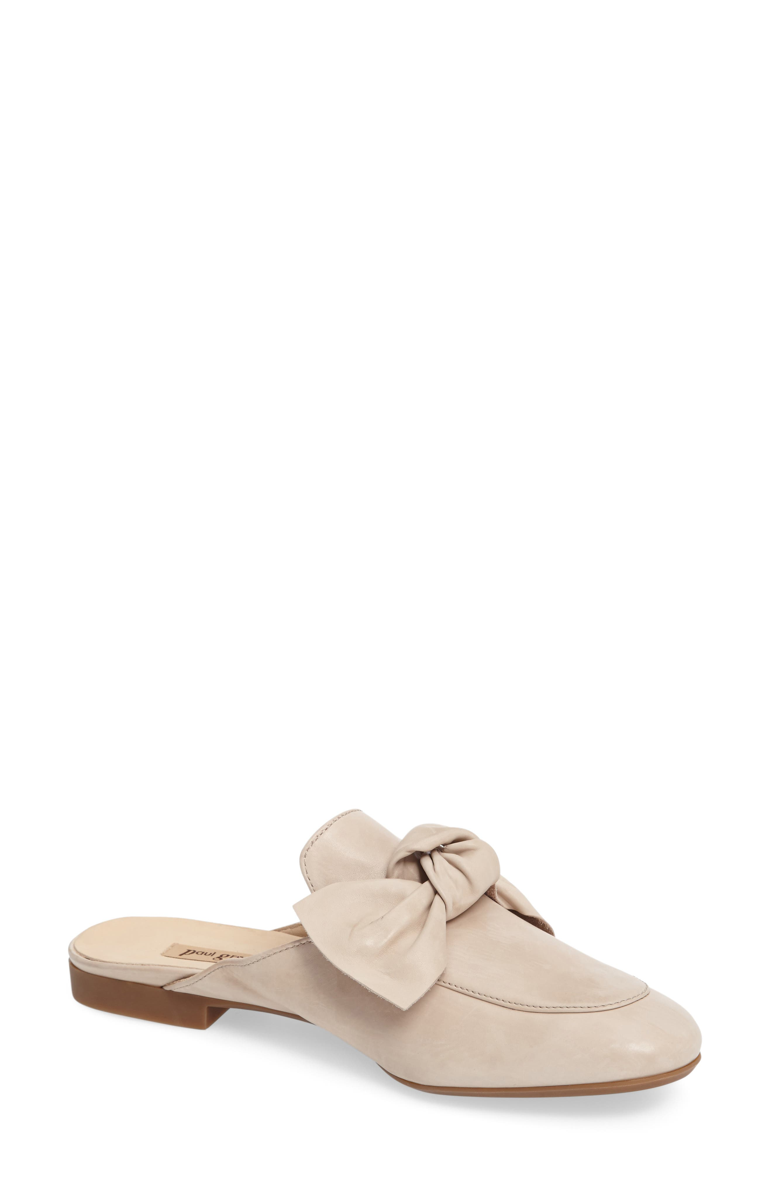 Mary Bow Mule Loafer,                             Main thumbnail 2, color,
