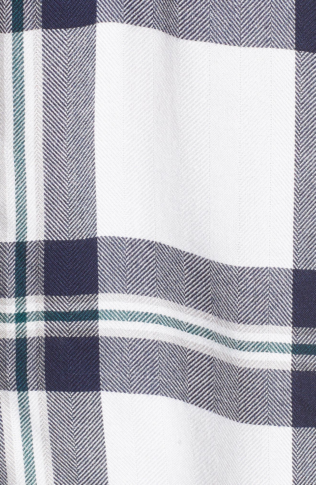 Hunter Plaid Shirt,                             Alternate thumbnail 550, color,