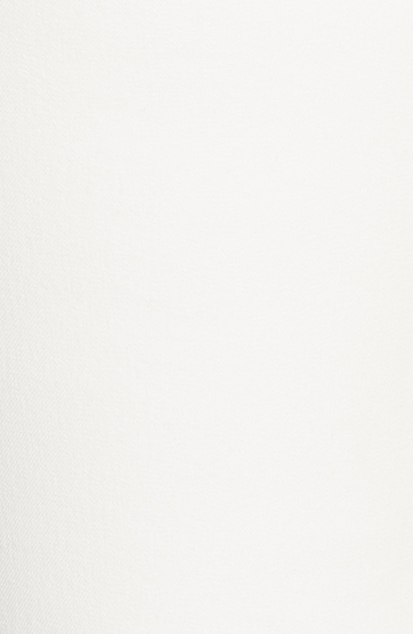 Rumi Slim Leg Pants,                             Alternate thumbnail 5, color,                             OFF-WHITE
