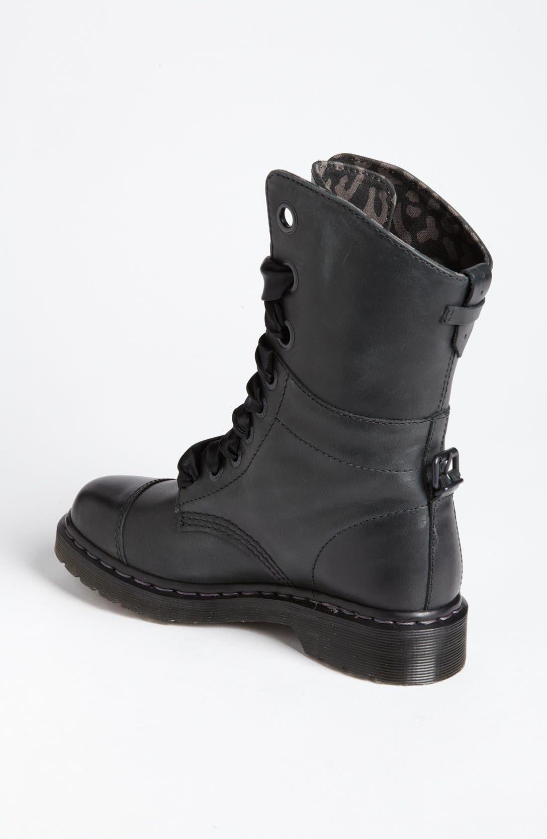 'Aimilie' Boot,                             Alternate thumbnail 4, color,                             001