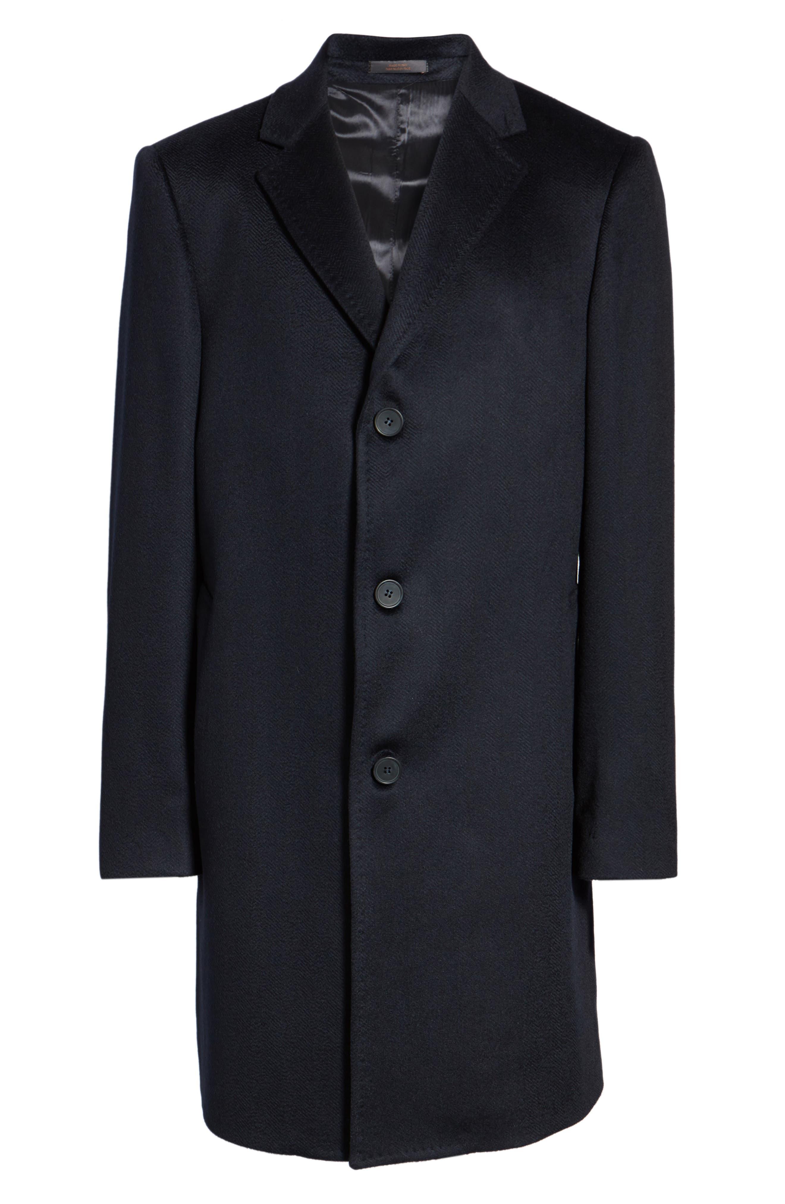 Culton Cashmere Overcoat,                             Alternate thumbnail 5, color,                             410