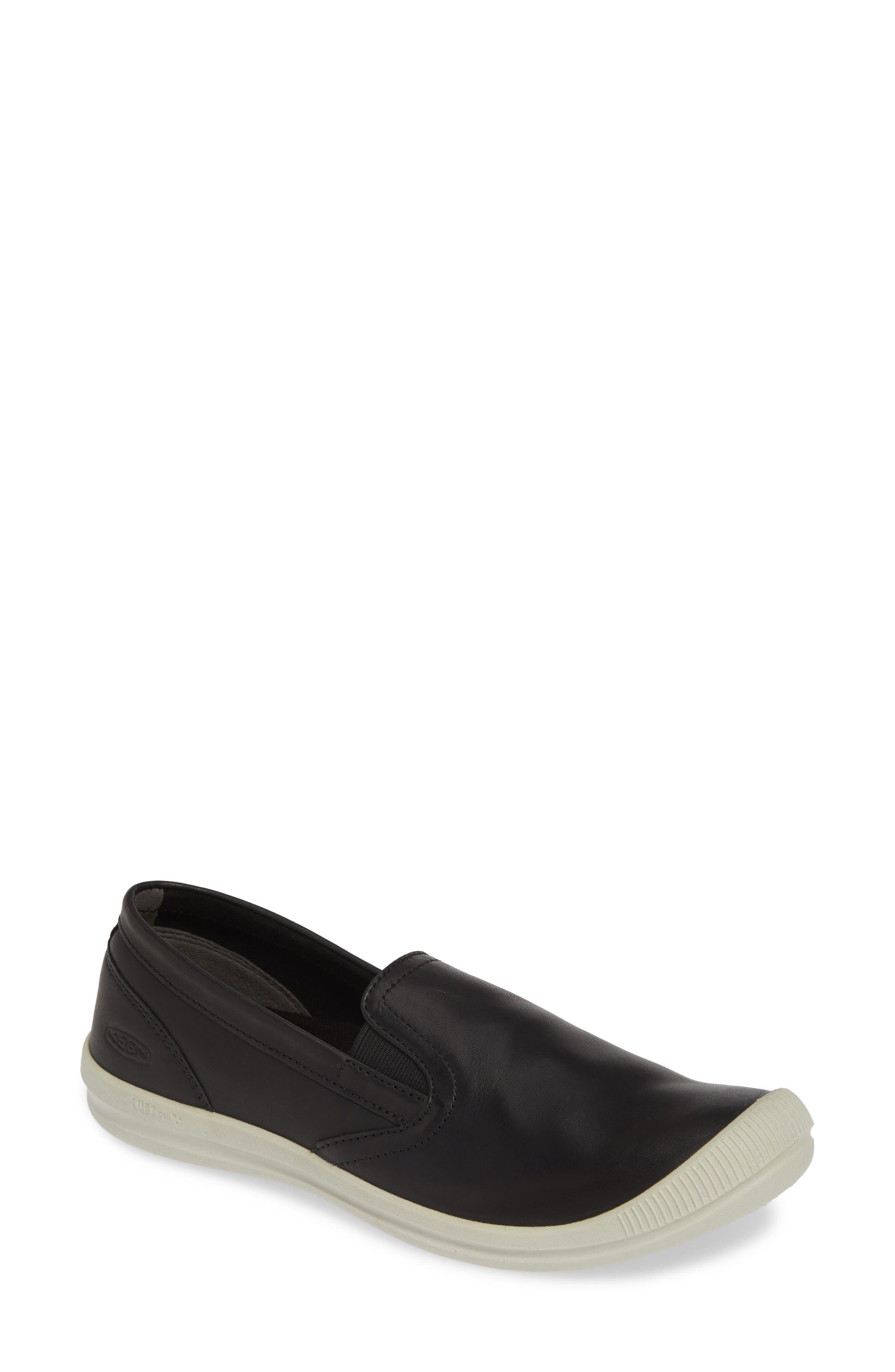 Keen Lorelai Slip-On Sneaker, Black