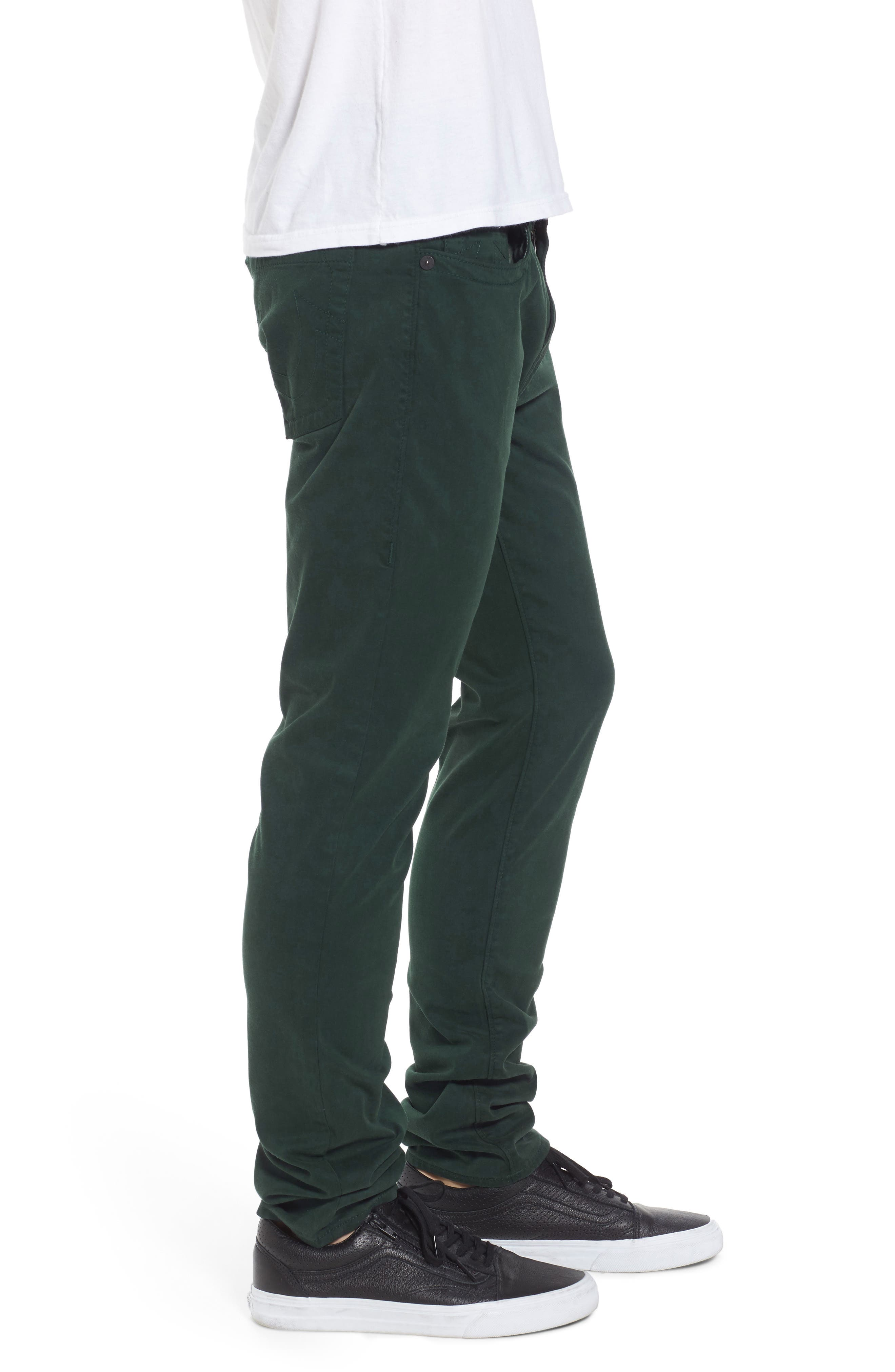 Rocco Skinny Fit Jeans,                             Alternate thumbnail 3, color,                             300