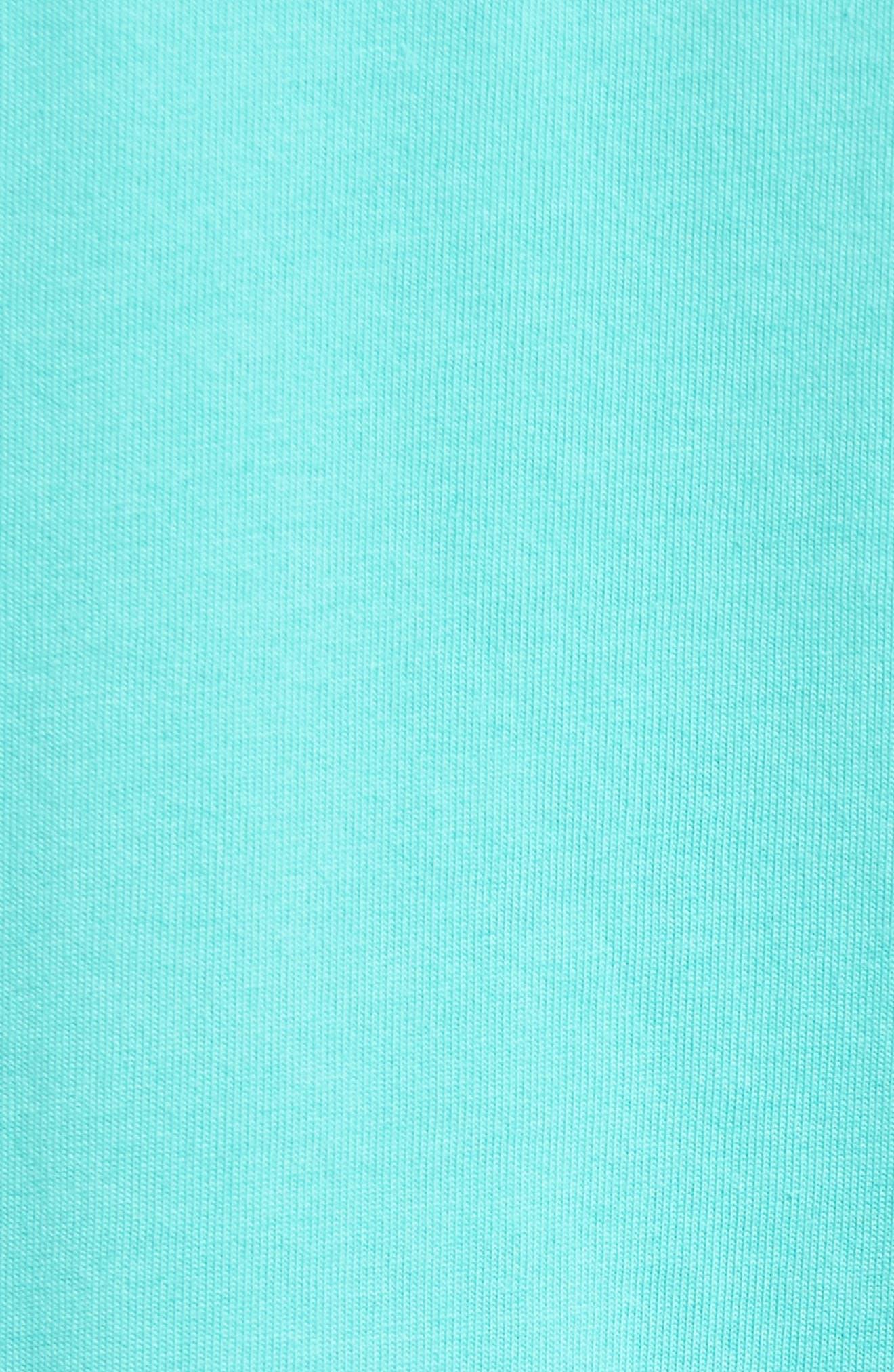 New Bali Sky Pima Cotton Pocket T-Shirt,                             Alternate thumbnail 120, color,