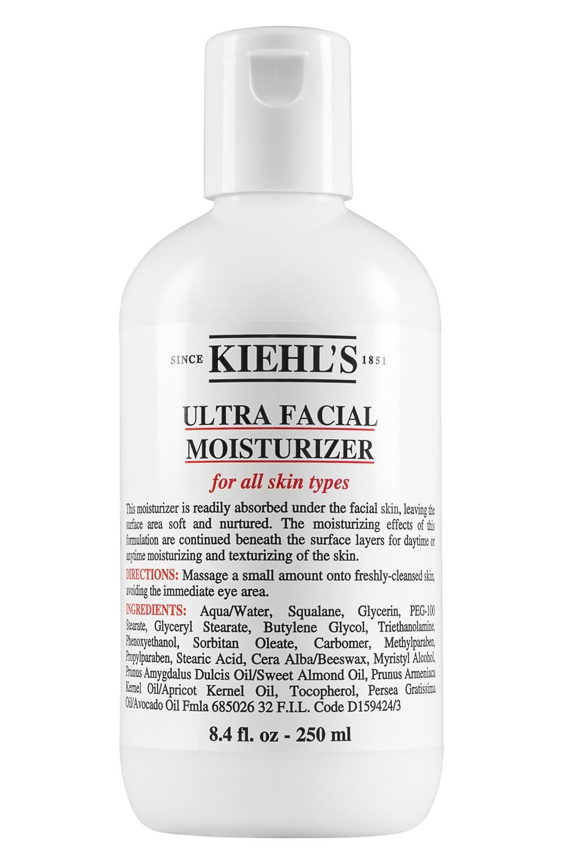Ultra Facial Moisturizer,                             Alternate thumbnail 3, color,                             NO COLOR
