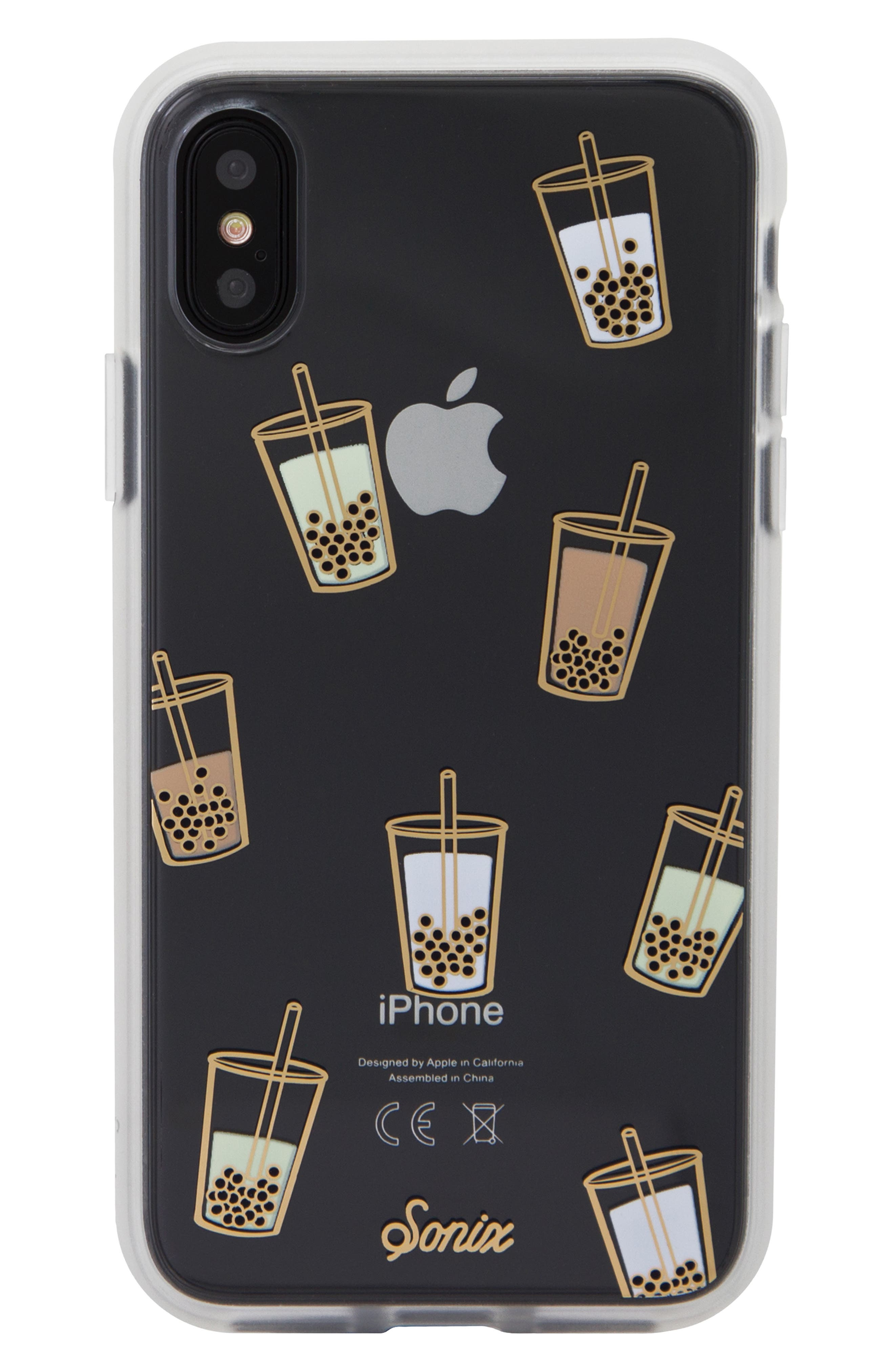 Boba iPhone X/Xs, XR & X Max Case,                         Main,                         color, MULTI