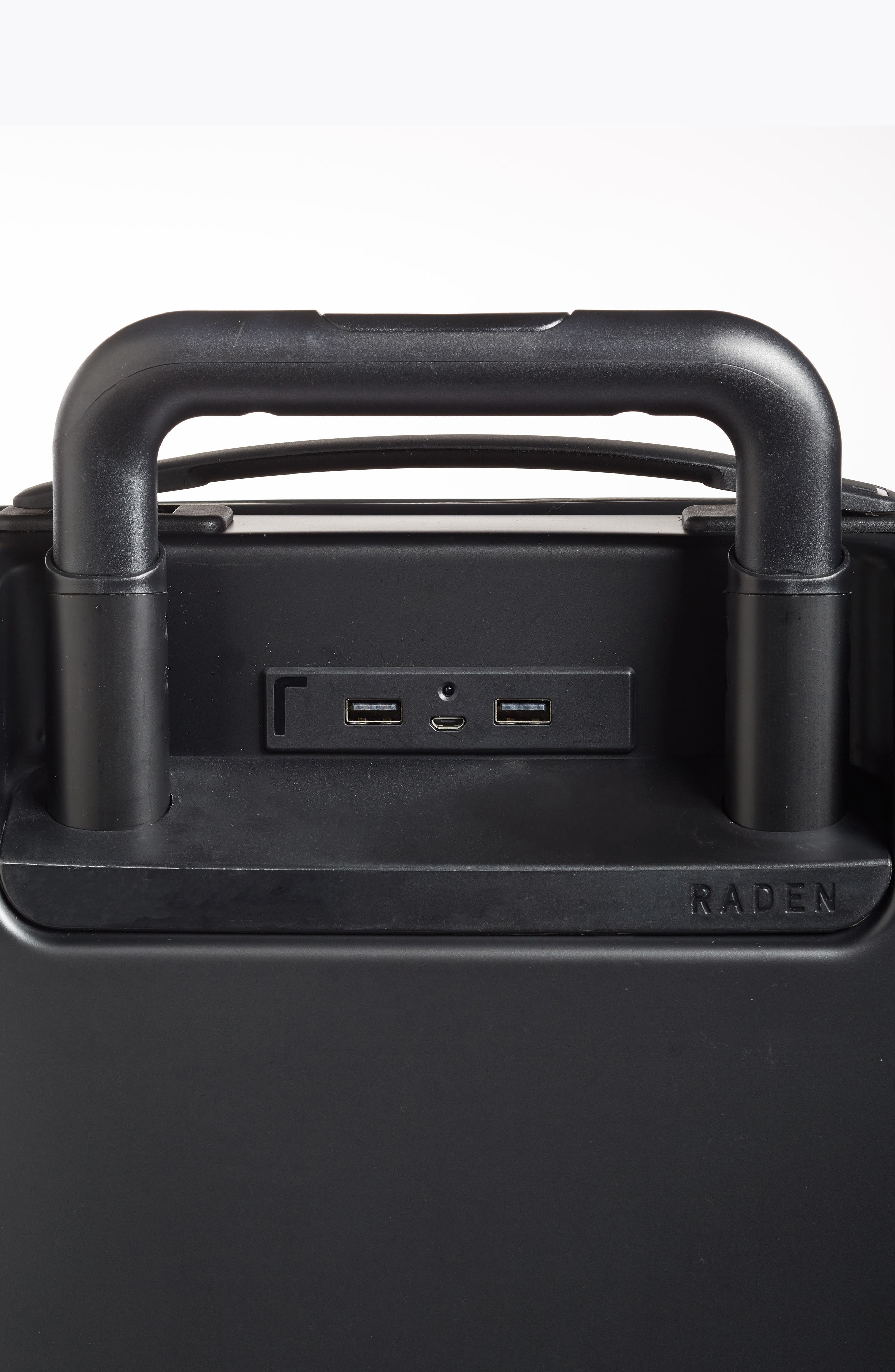 The A22 22-Inch Charging Wheeled Carry-On,                             Alternate thumbnail 51, color,