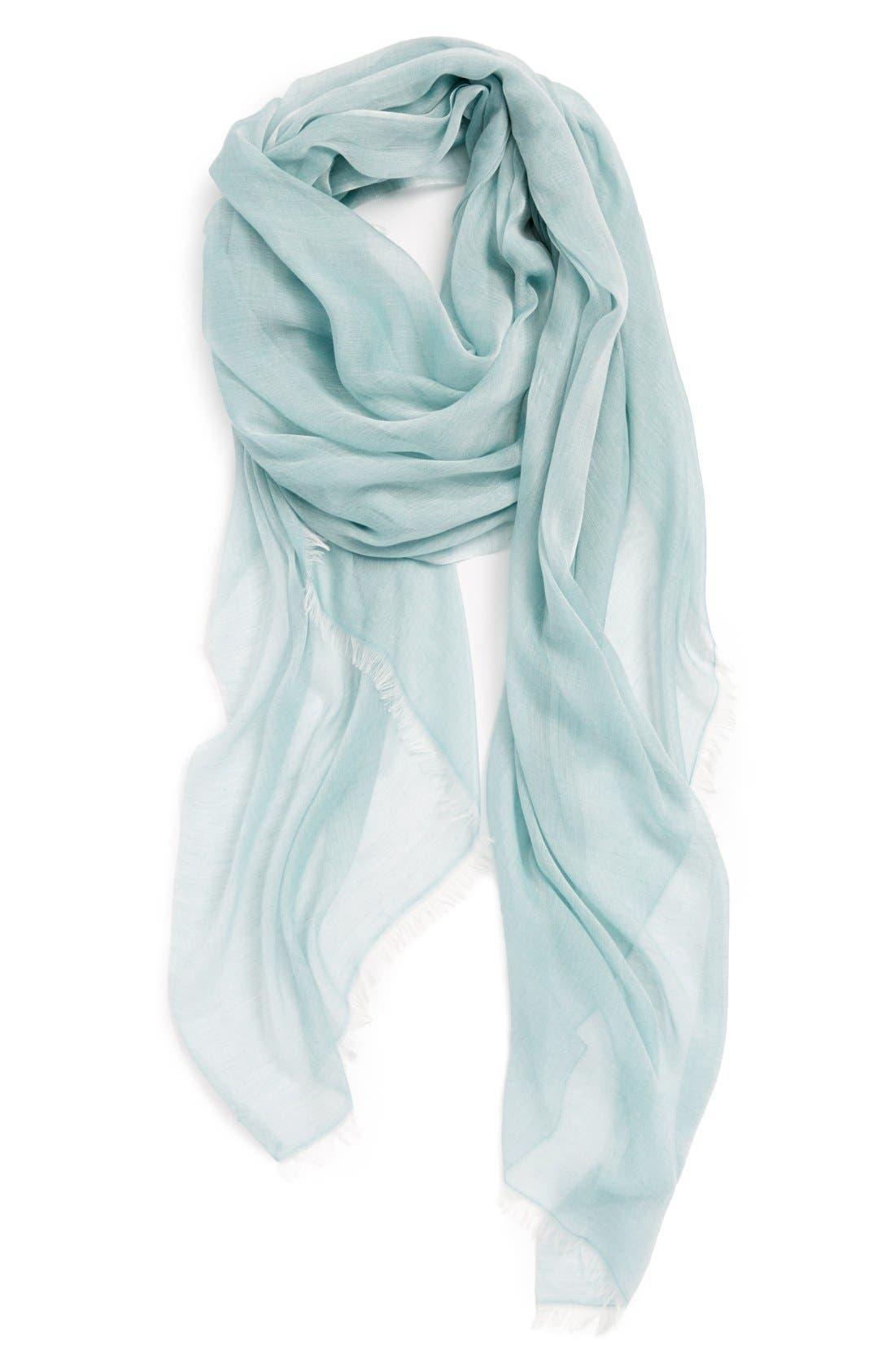 Modal Silk Blend Scarf,                             Main thumbnail 22, color,