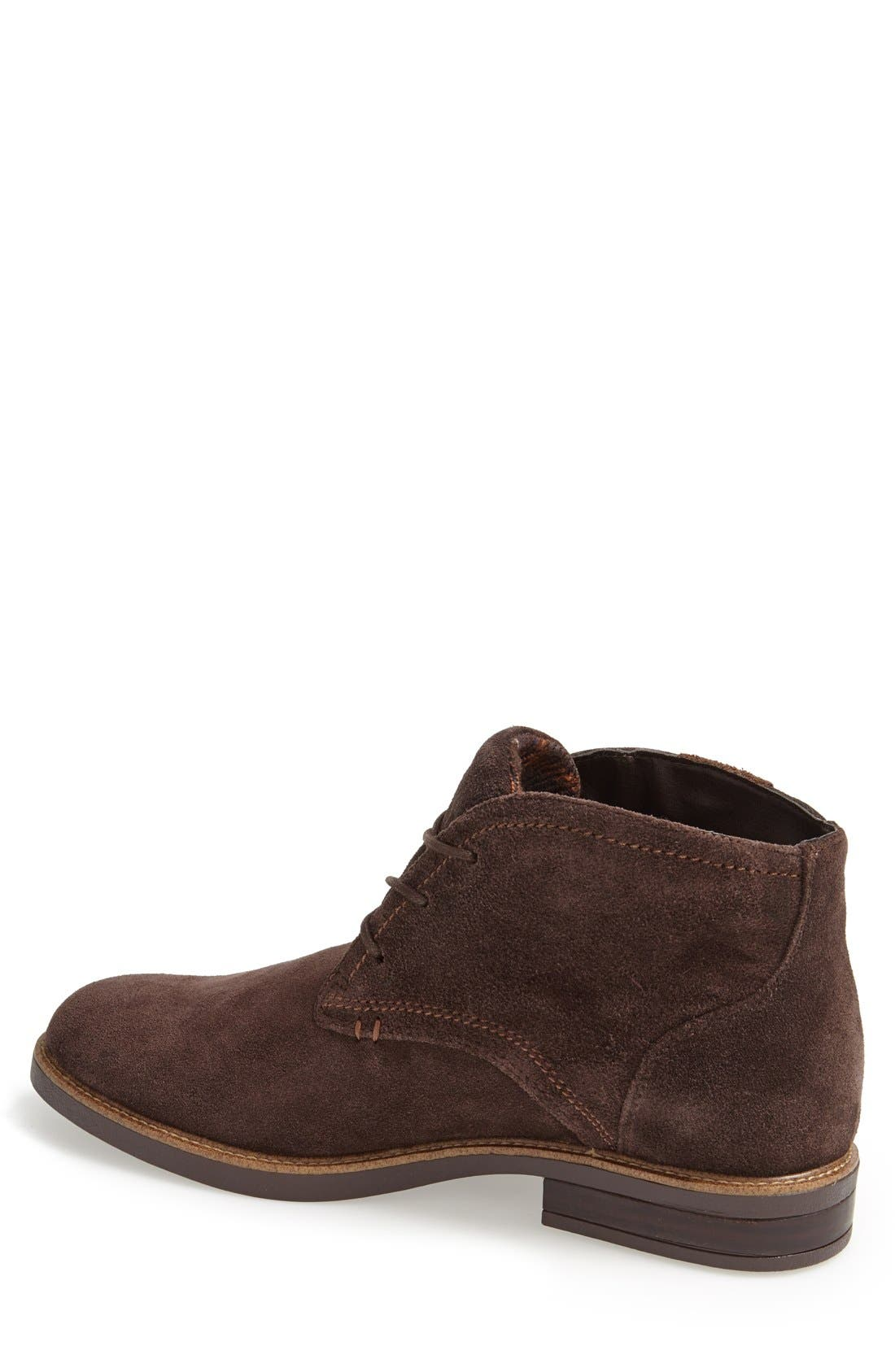 BLONDO,                             Gustave Waterproof Chukka Boot,                             Alternate thumbnail 2, color,                             CAFE
