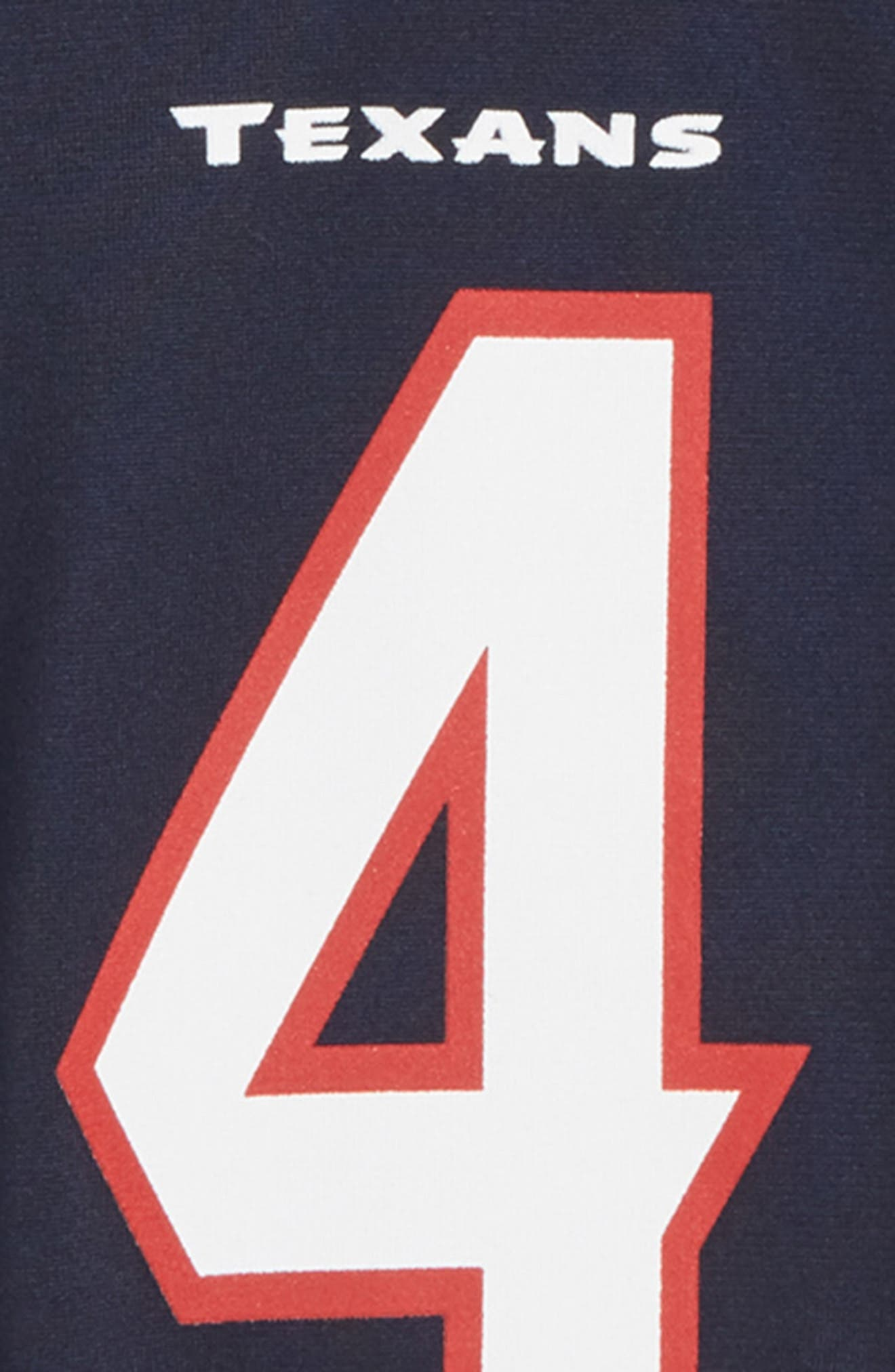 NFL Houston Texans Deshaun Watson Jersey,                             Alternate thumbnail 3, color,                             NAVY