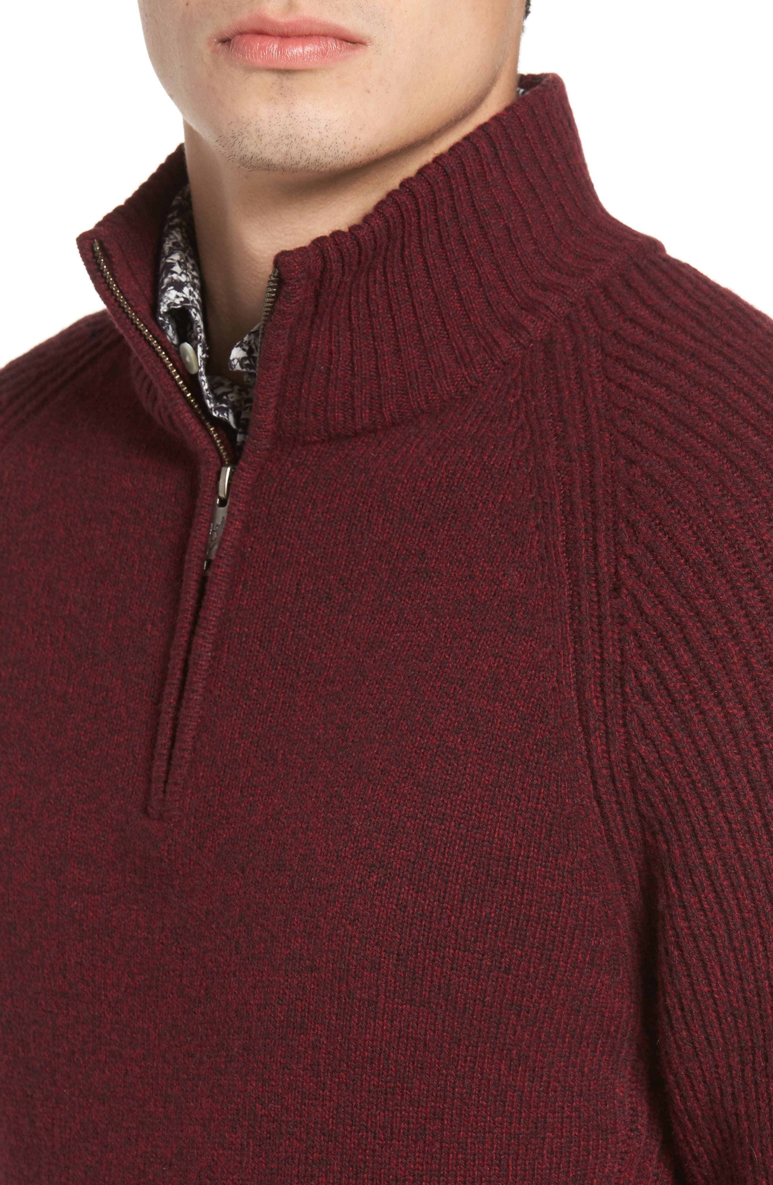 Stredwick Lambswool Sweater,                             Alternate thumbnail 18, color,