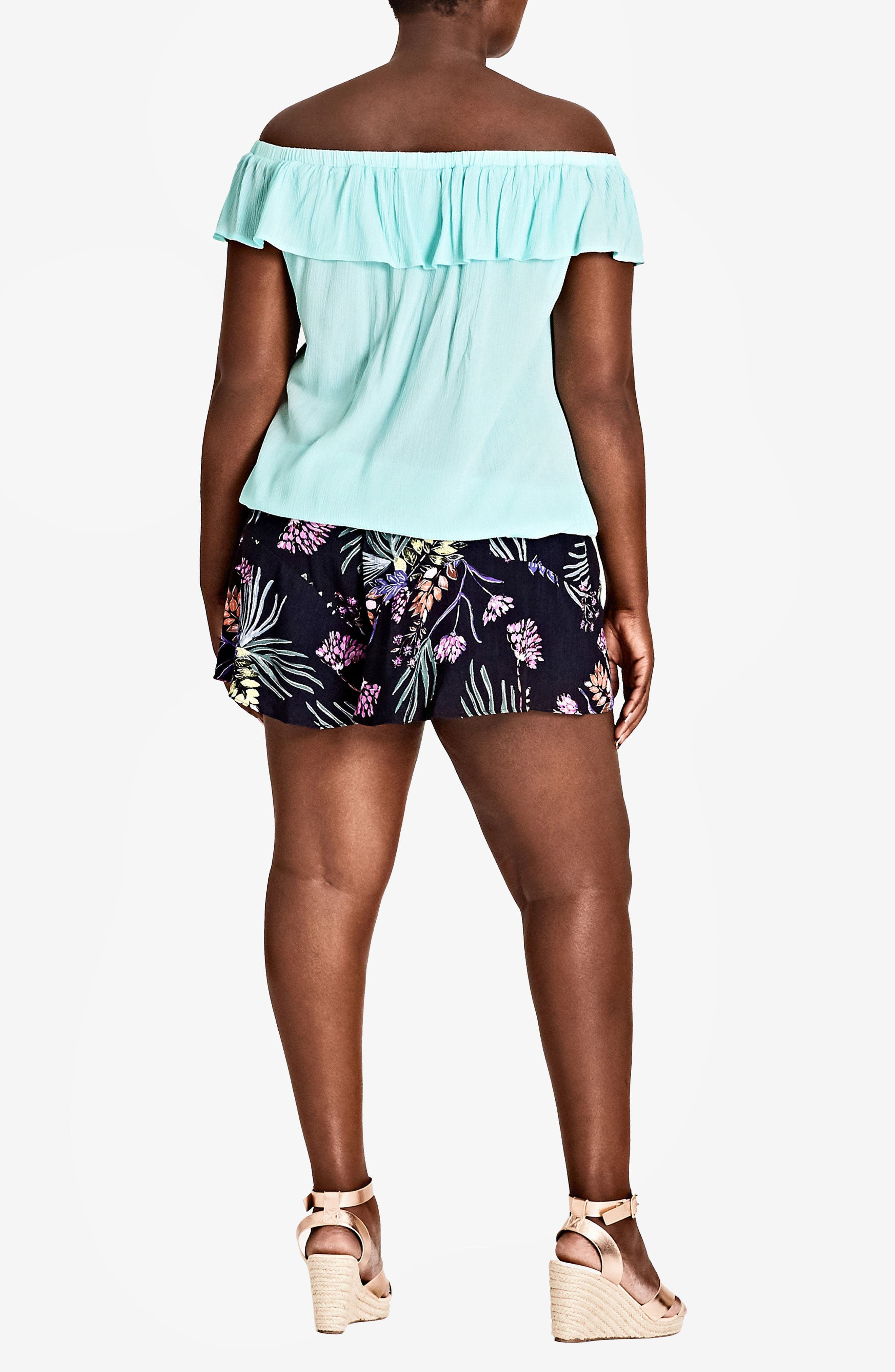 Summer Delight Top,                             Alternate thumbnail 4, color,                             MINT