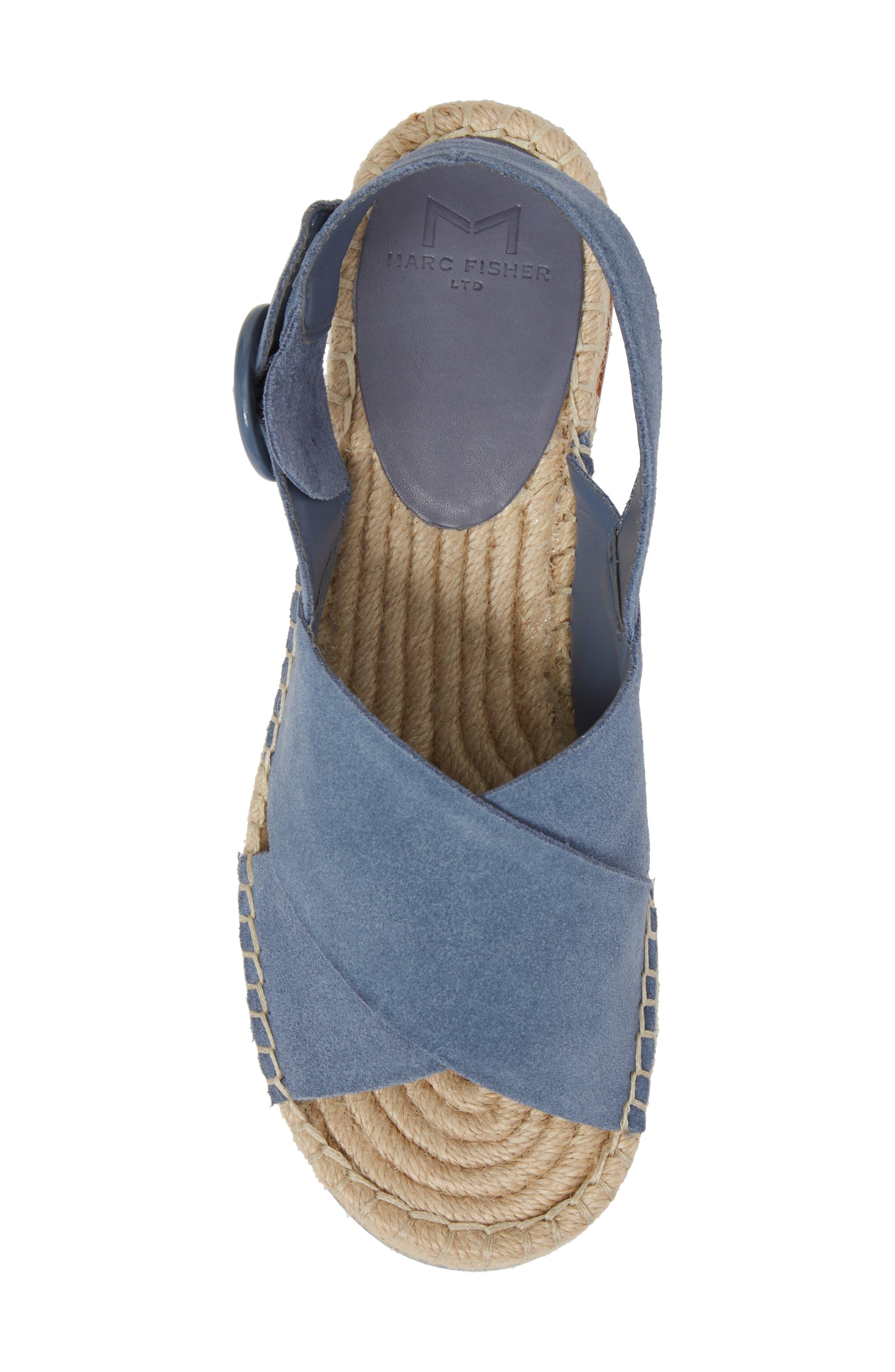 Glenna Platform Slingback Sandal,                             Alternate thumbnail 19, color,