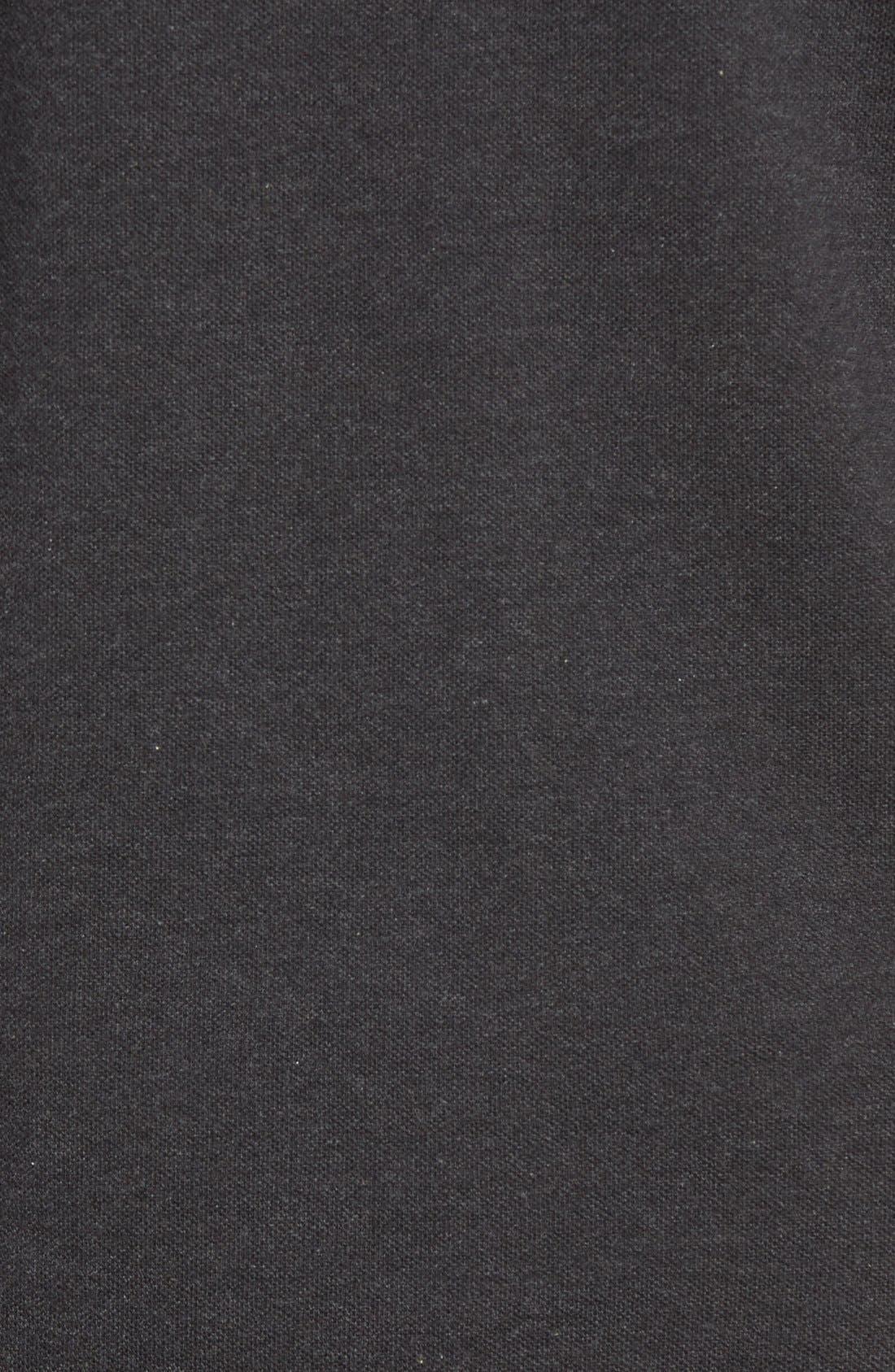 Brit 'Oxford' Long Sleeve Polo,                             Alternate thumbnail 9, color,