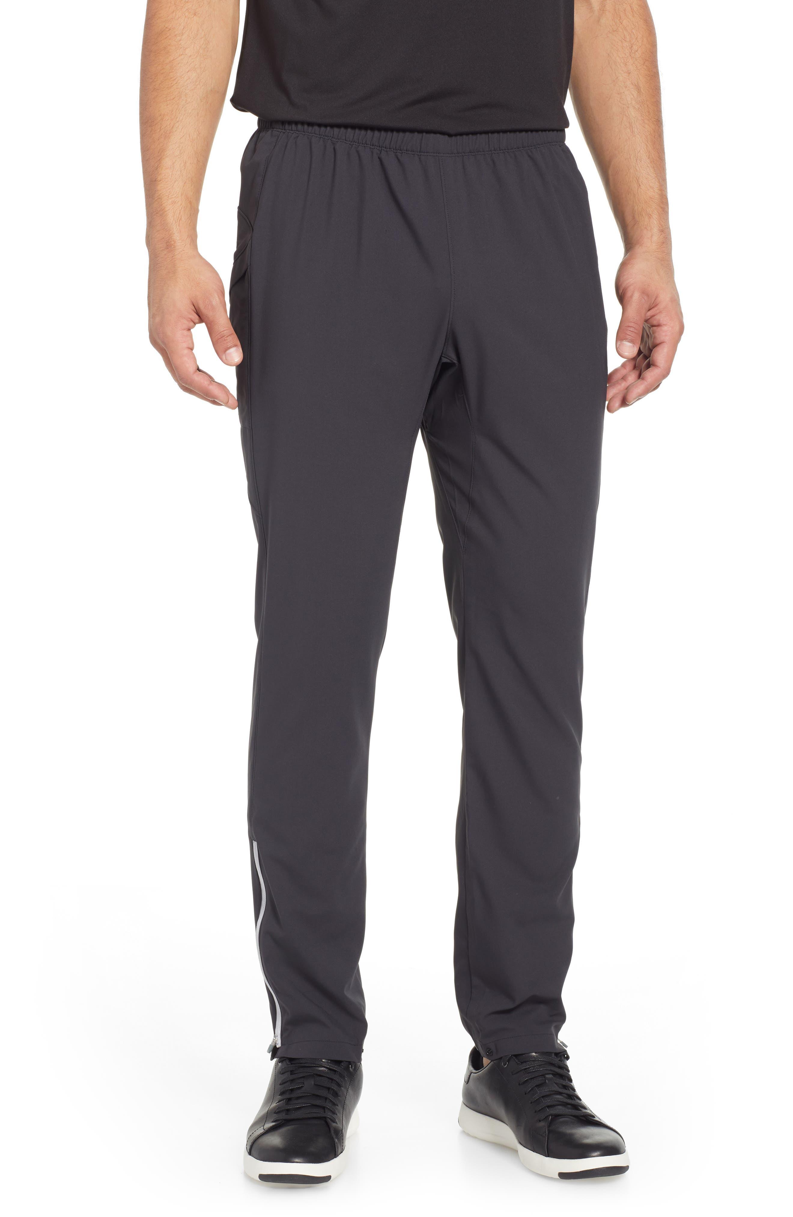 Vancouver Workout Pants,                         Main,                         color, BLACK