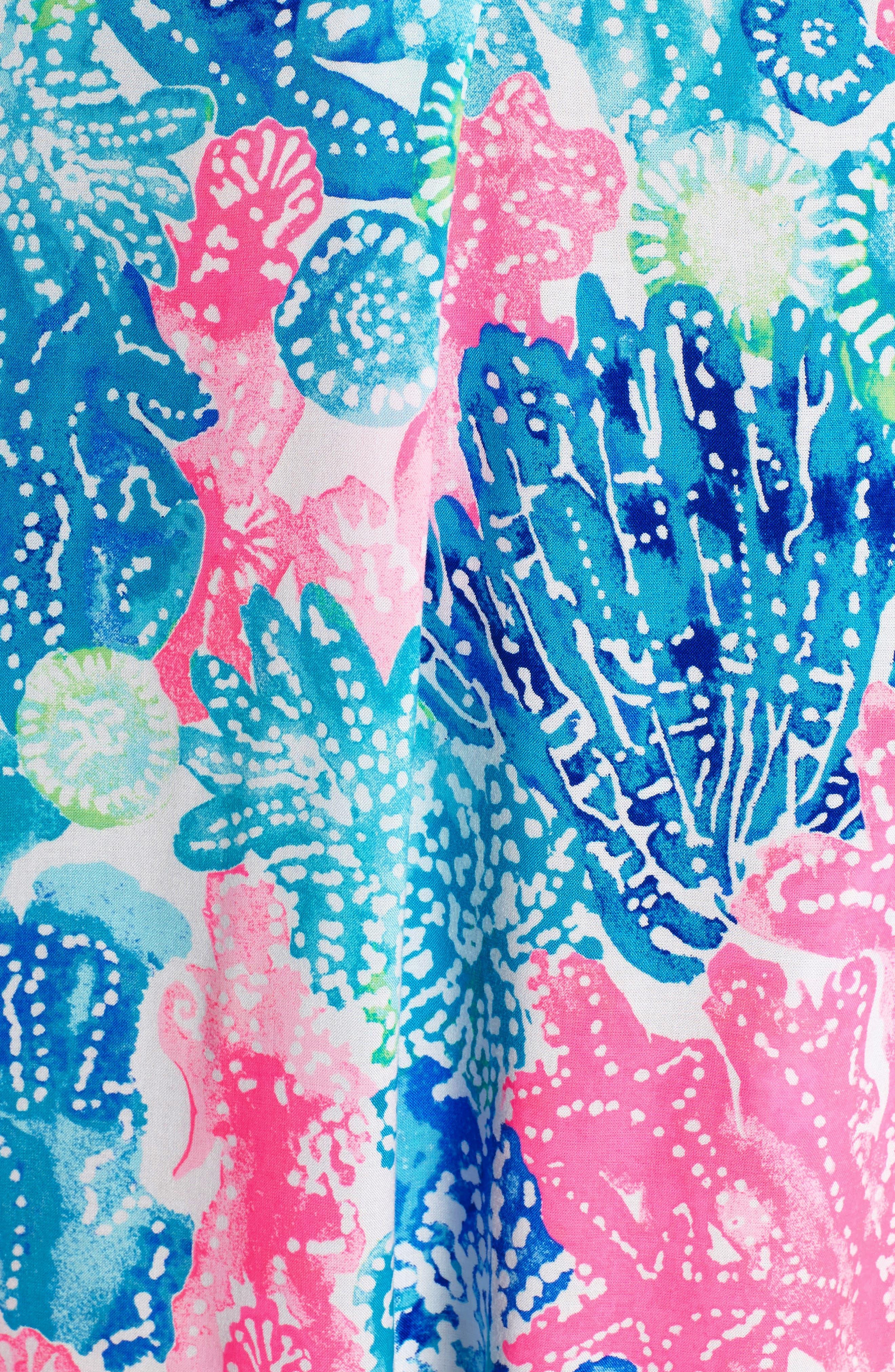 Lillith Shirtdress,                             Alternate thumbnail 6, color,                             650