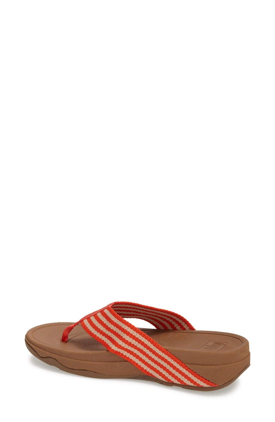 'Surfa' Thong Sandal,                             Alternate thumbnail 16, color,