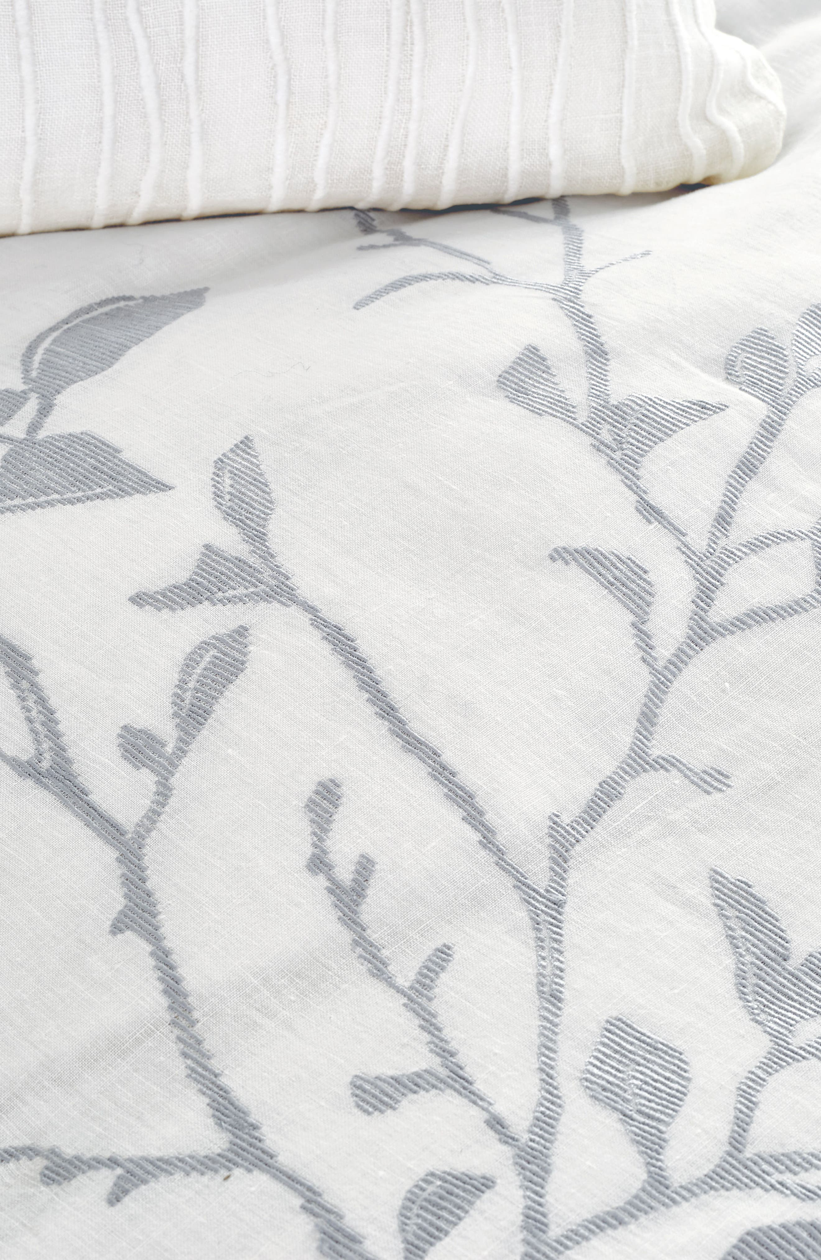 Branch Duvet Cover,                             Alternate thumbnail 2, color,