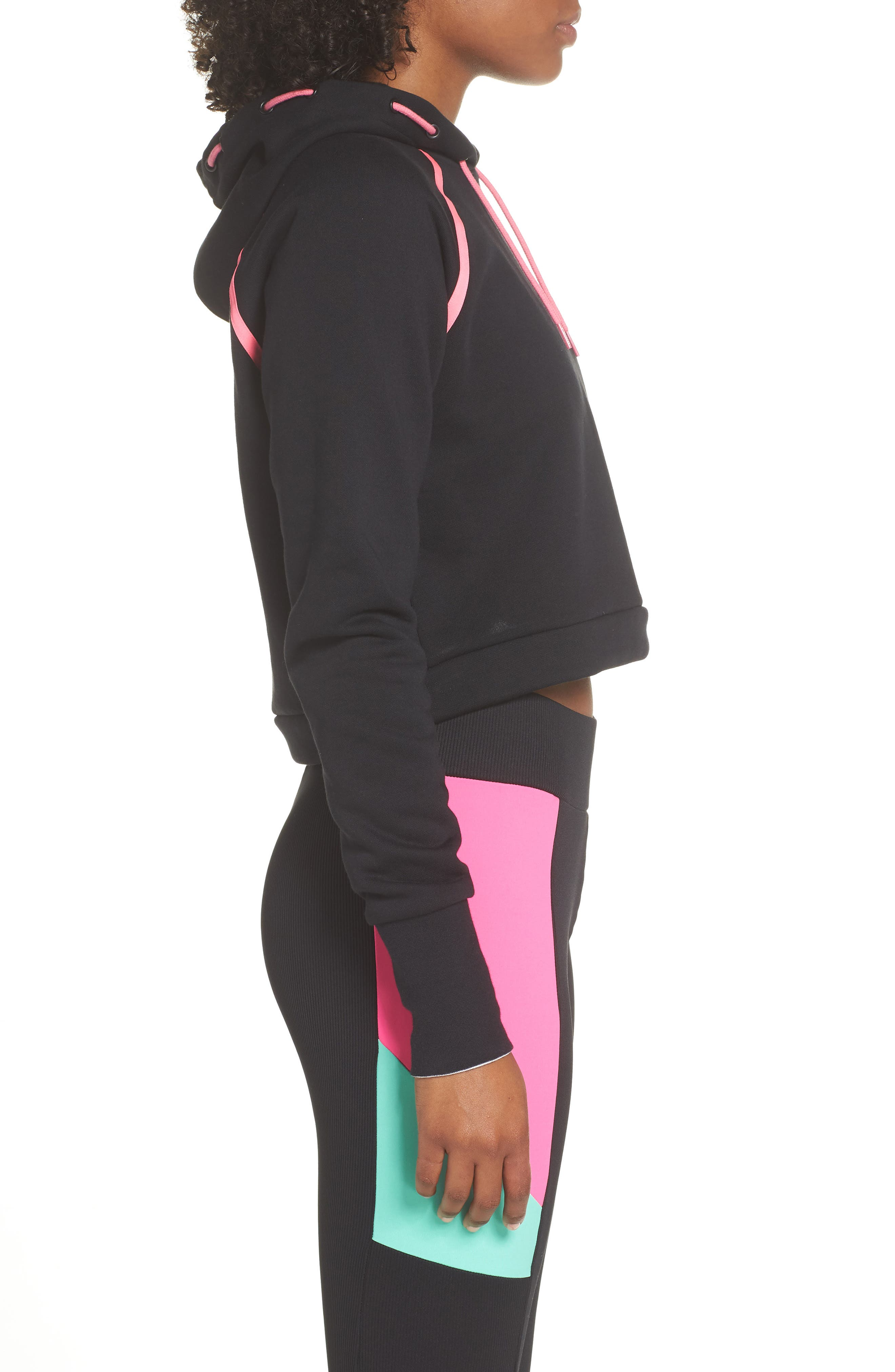 Reflect Hoodie,                             Alternate thumbnail 3, color,                             PUMA BLACK