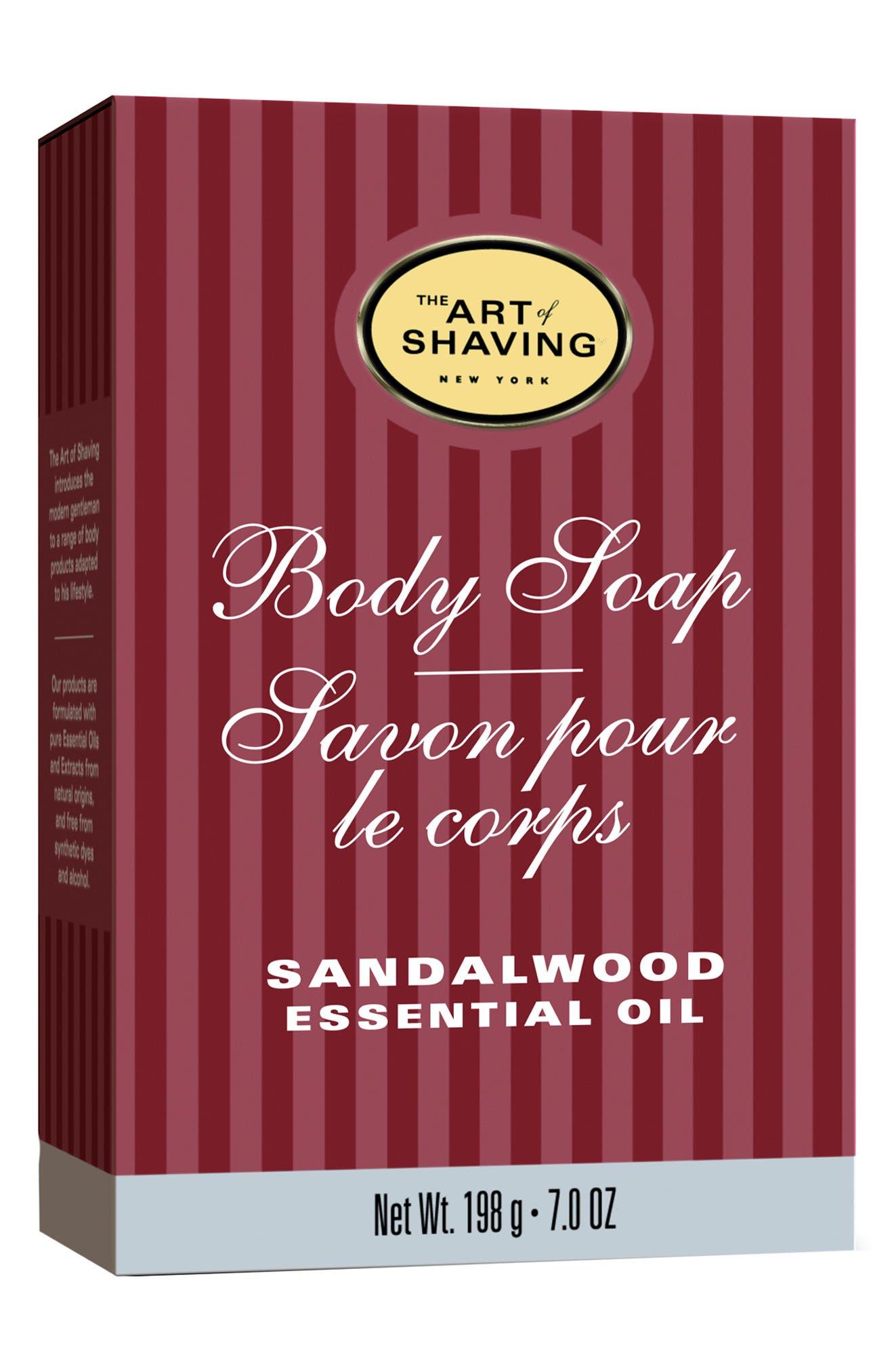 Body Soap,                             Alternate thumbnail 2, color,                             SANDALWOOD