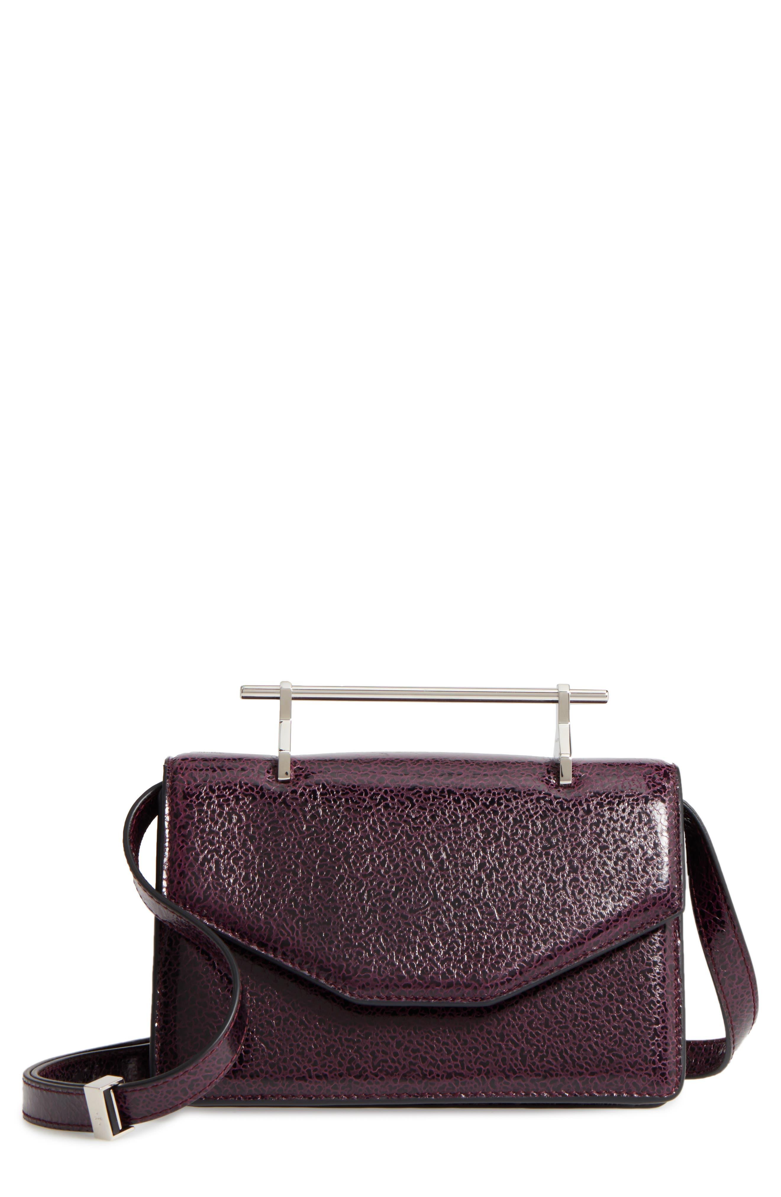 Indre Leather Shoulder Bag,                             Main thumbnail 1, color,                             930