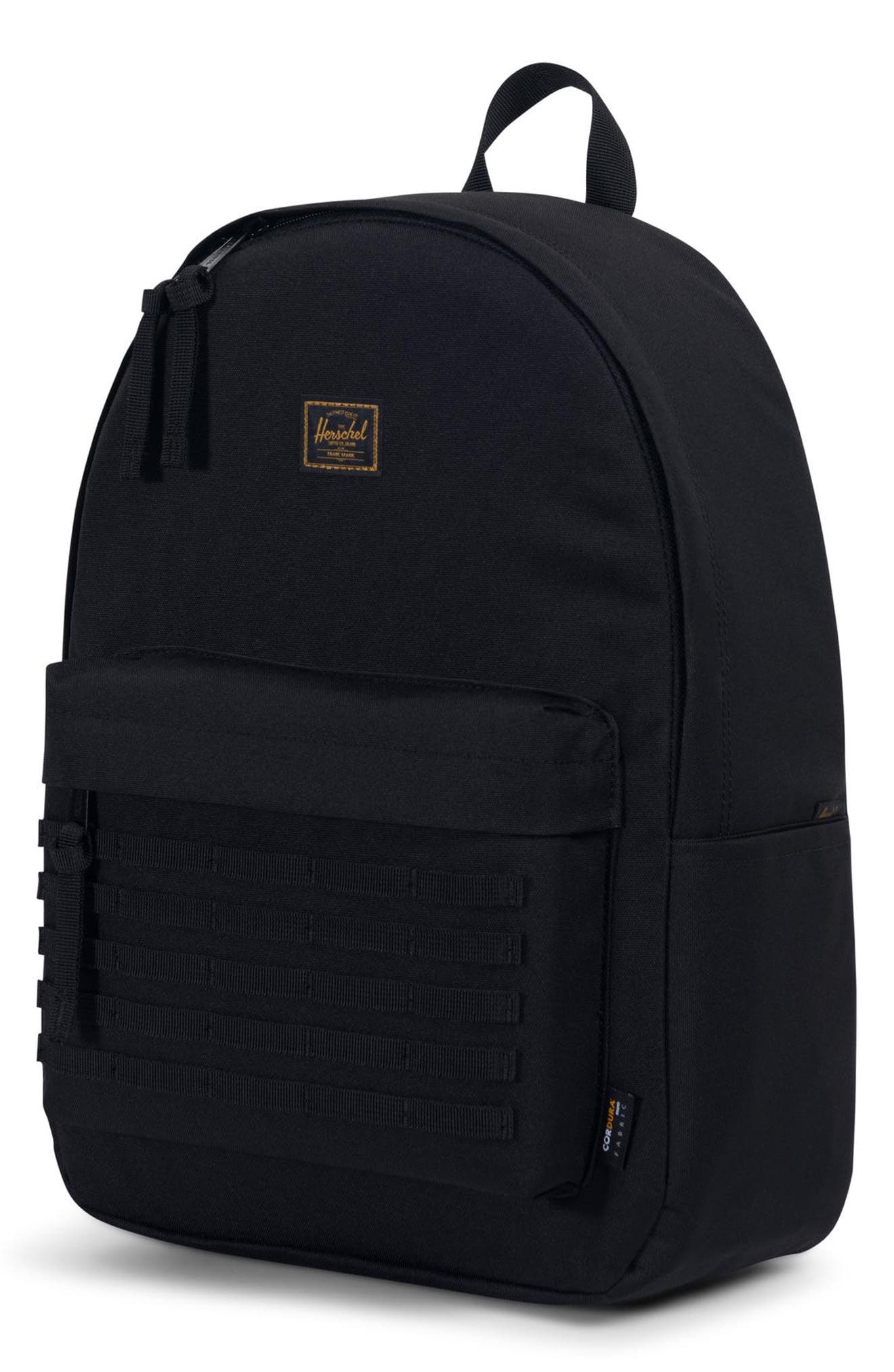 Surplus Classic XL Backpack,                             Alternate thumbnail 3, color,                             BLACK