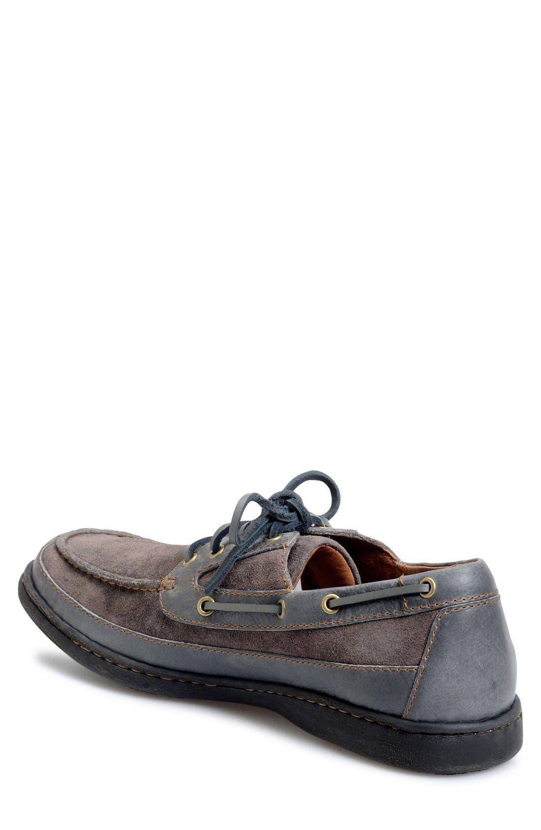 'Harwich' Boat Shoe,                             Alternate thumbnail 4, color,