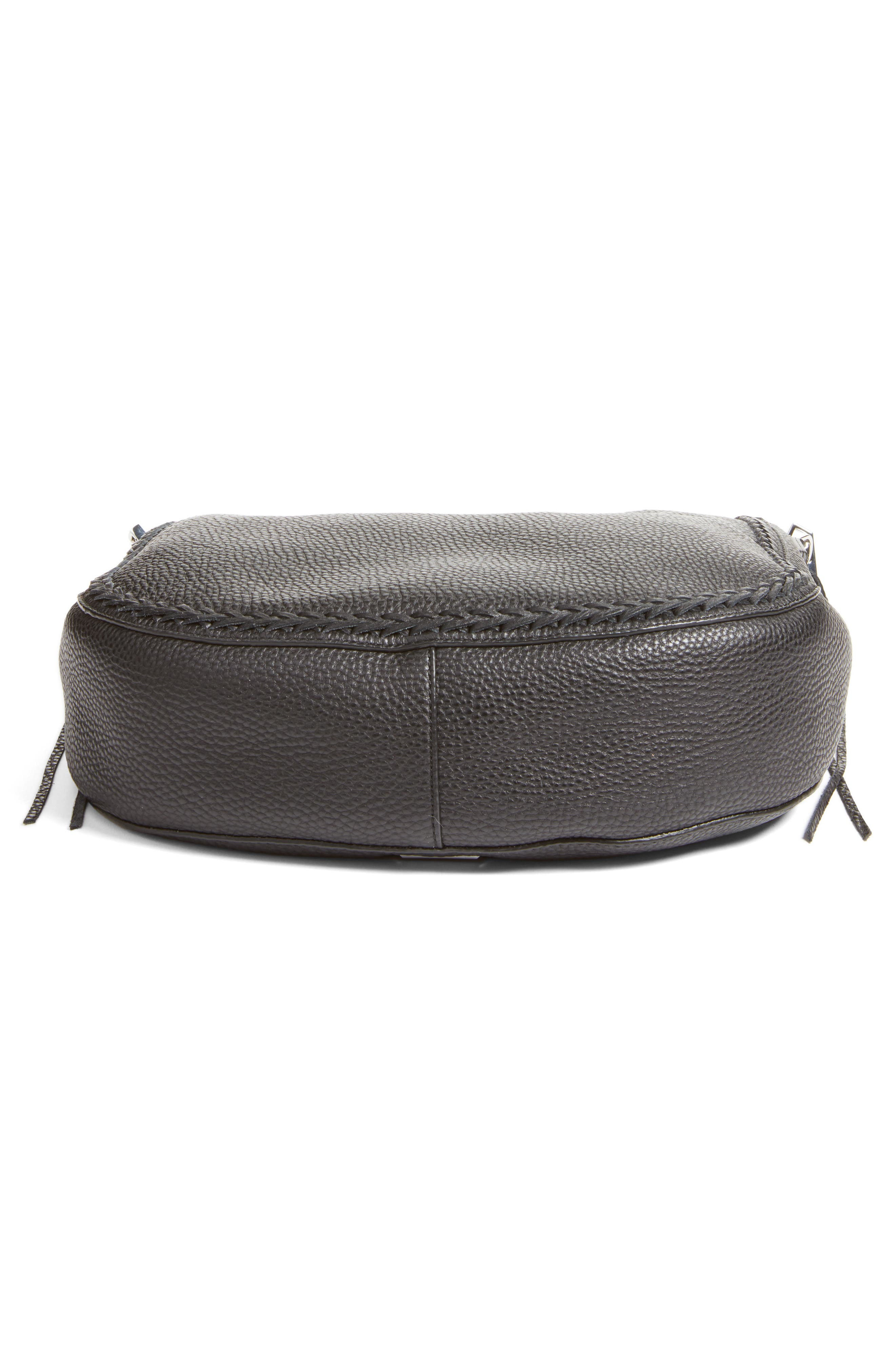 Unlined Convertible Whipstitch Hobo,                             Alternate thumbnail 35, color,