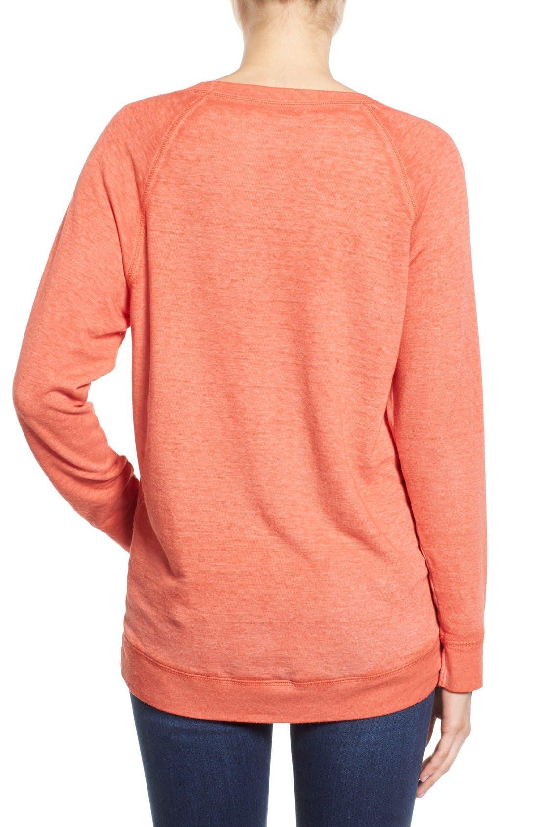 Burnout Sweatshirt,                             Alternate thumbnail 109, color,