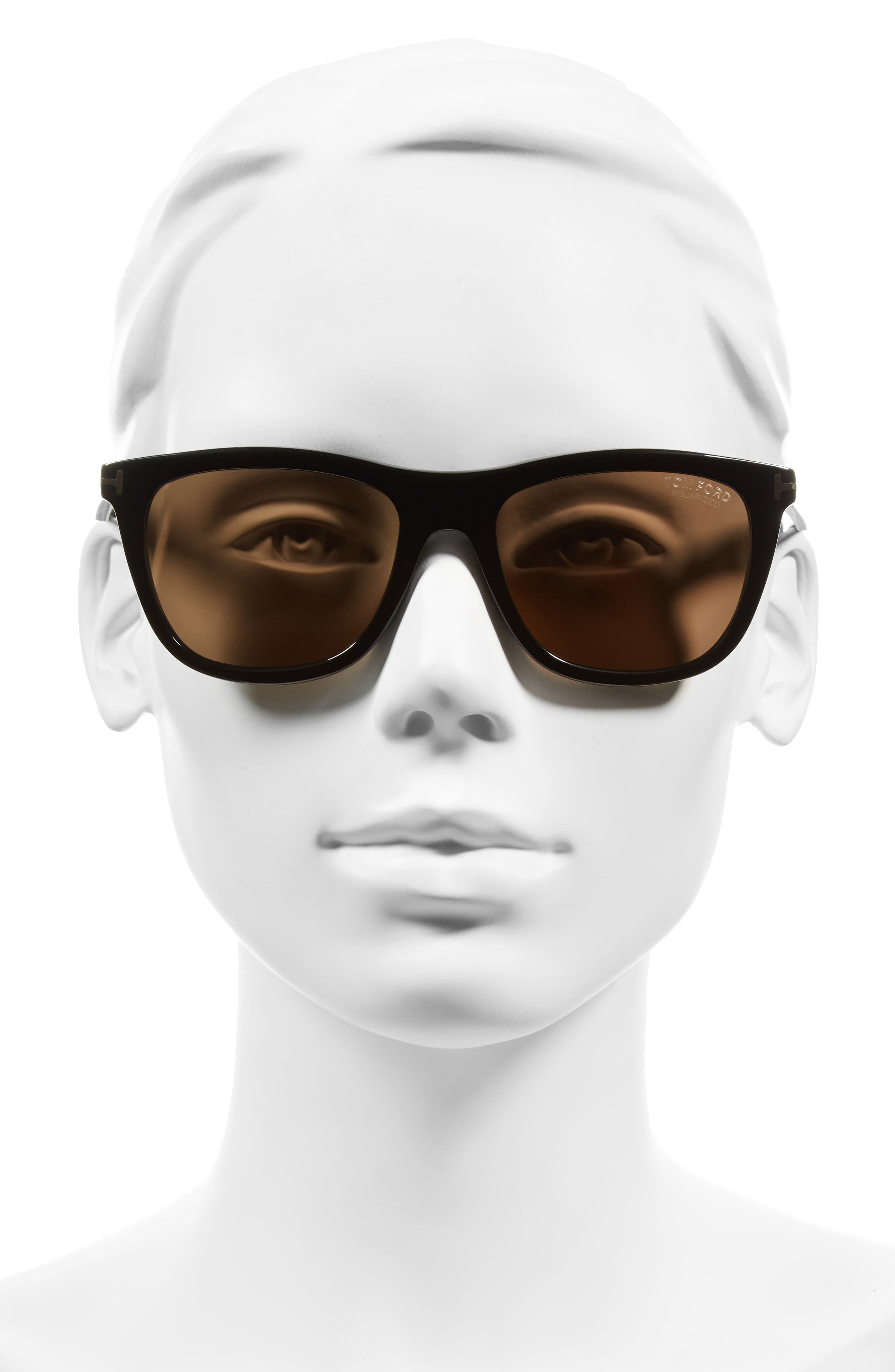Andrew 54mm Sunglasses,                             Alternate thumbnail 4, color,                             001