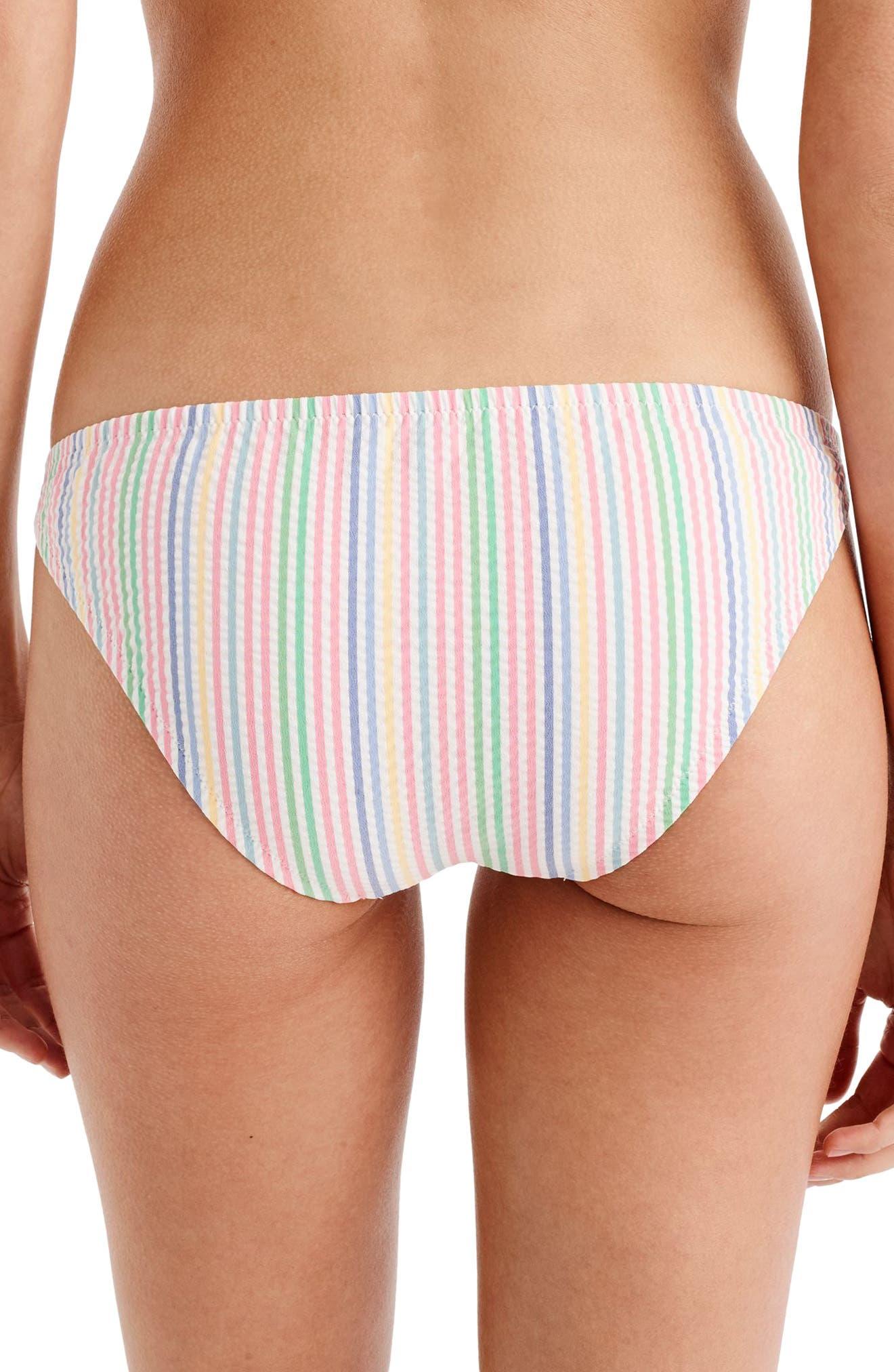 Cali Hipster Bikini Bottoms,                             Alternate thumbnail 2, color,