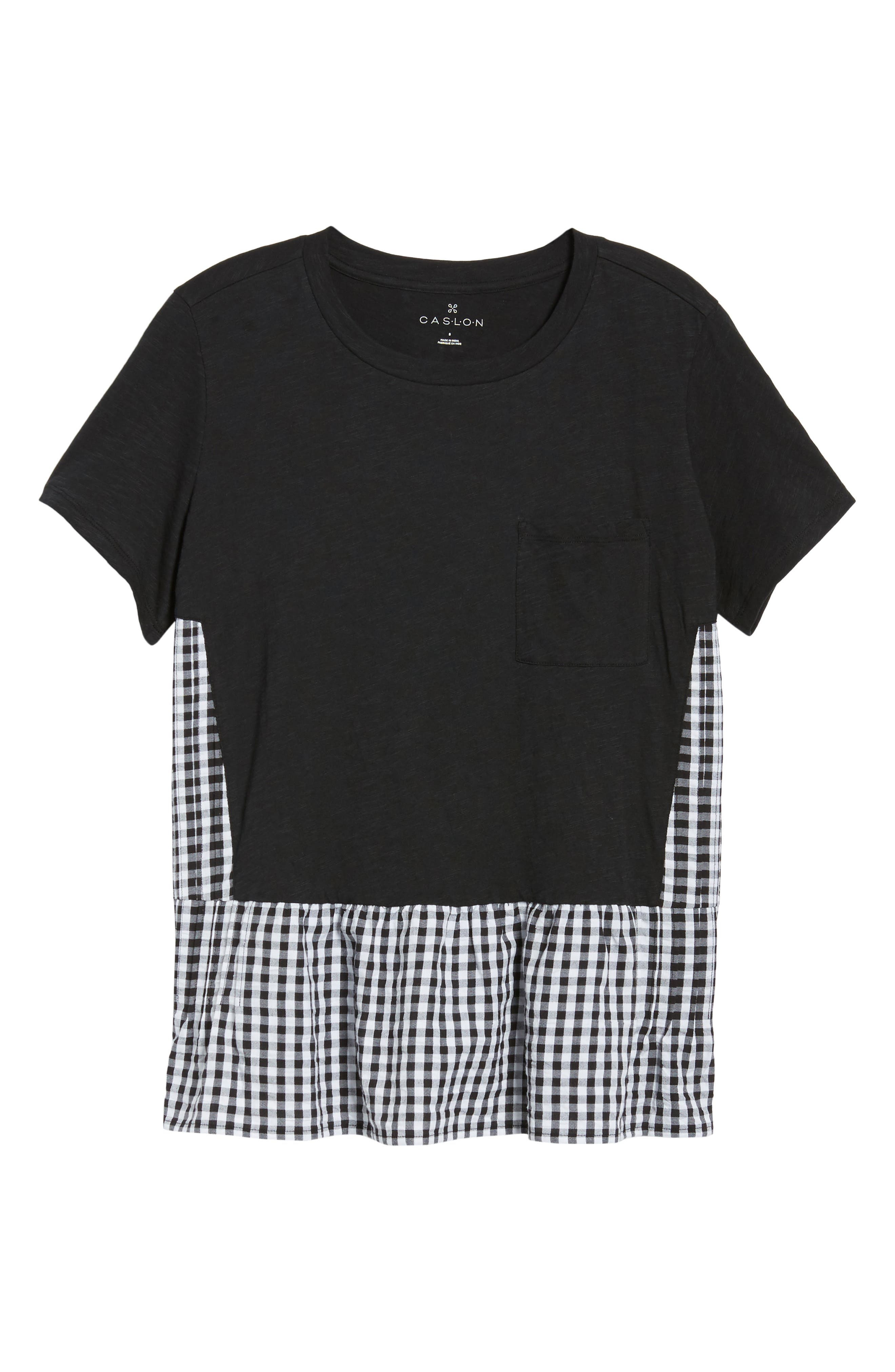Layered Look Tee,                             Alternate thumbnail 11, color,
