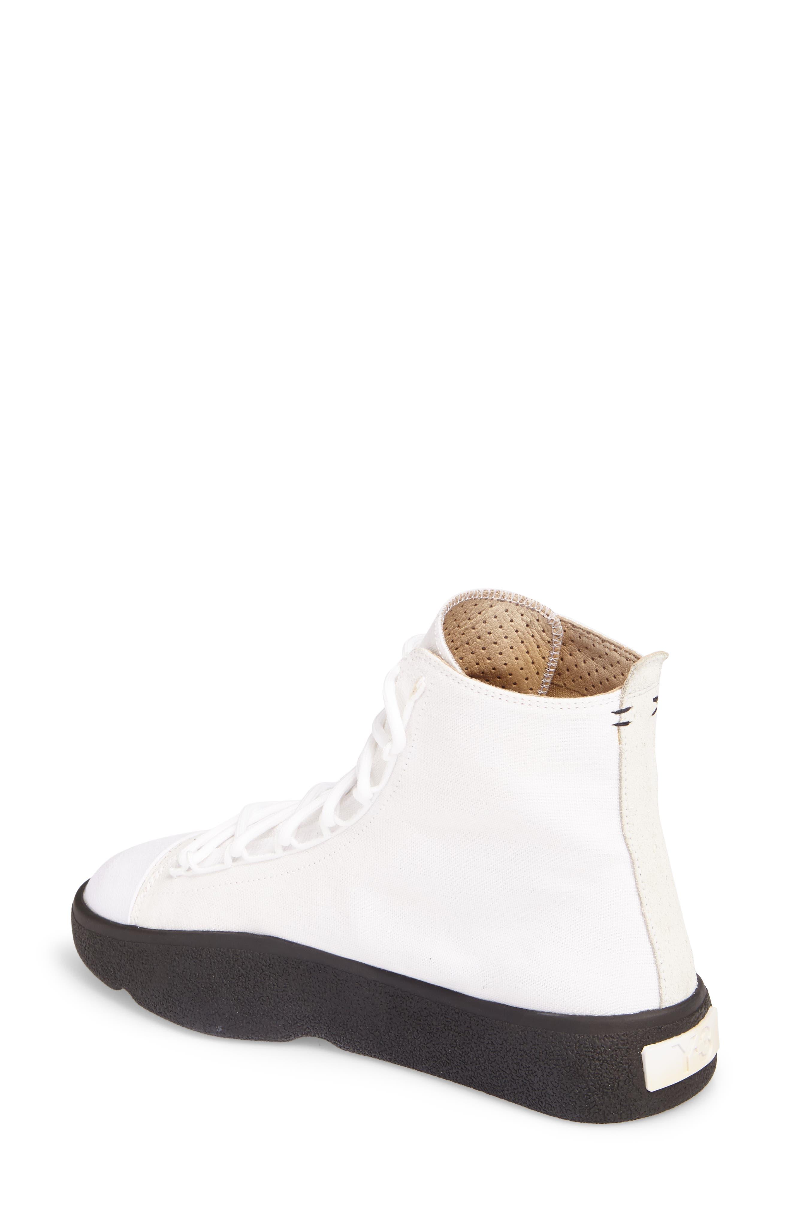 Bashyo High Top Sneaker,                             Alternate thumbnail 2, color,                             100