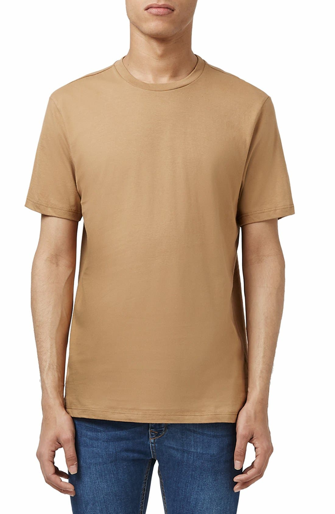 Slim Fit Crewneck T-Shirt,                             Main thumbnail 40, color,