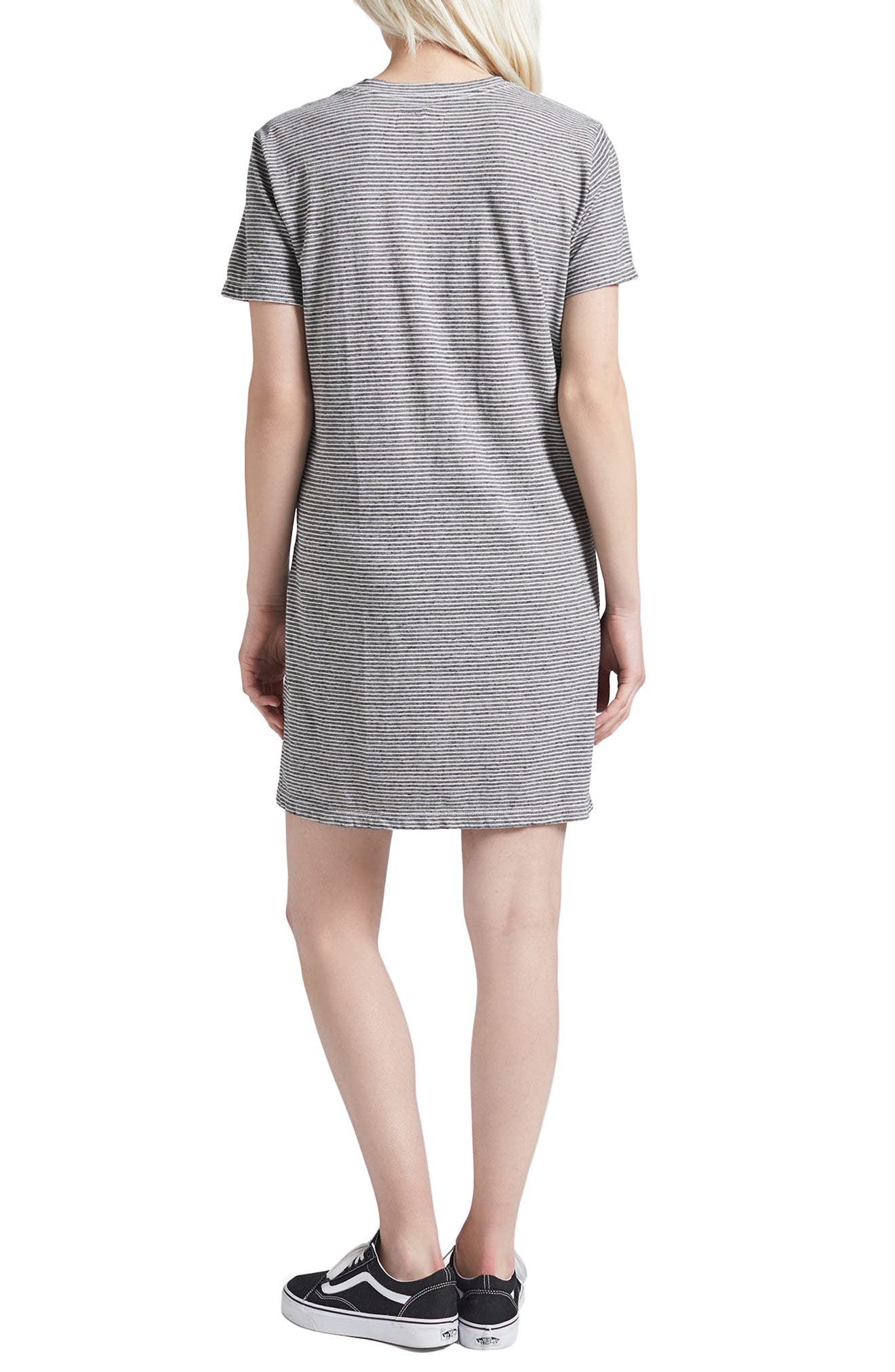 The Beatnik T-Shirt Dress,                             Alternate thumbnail 2, color,                             020