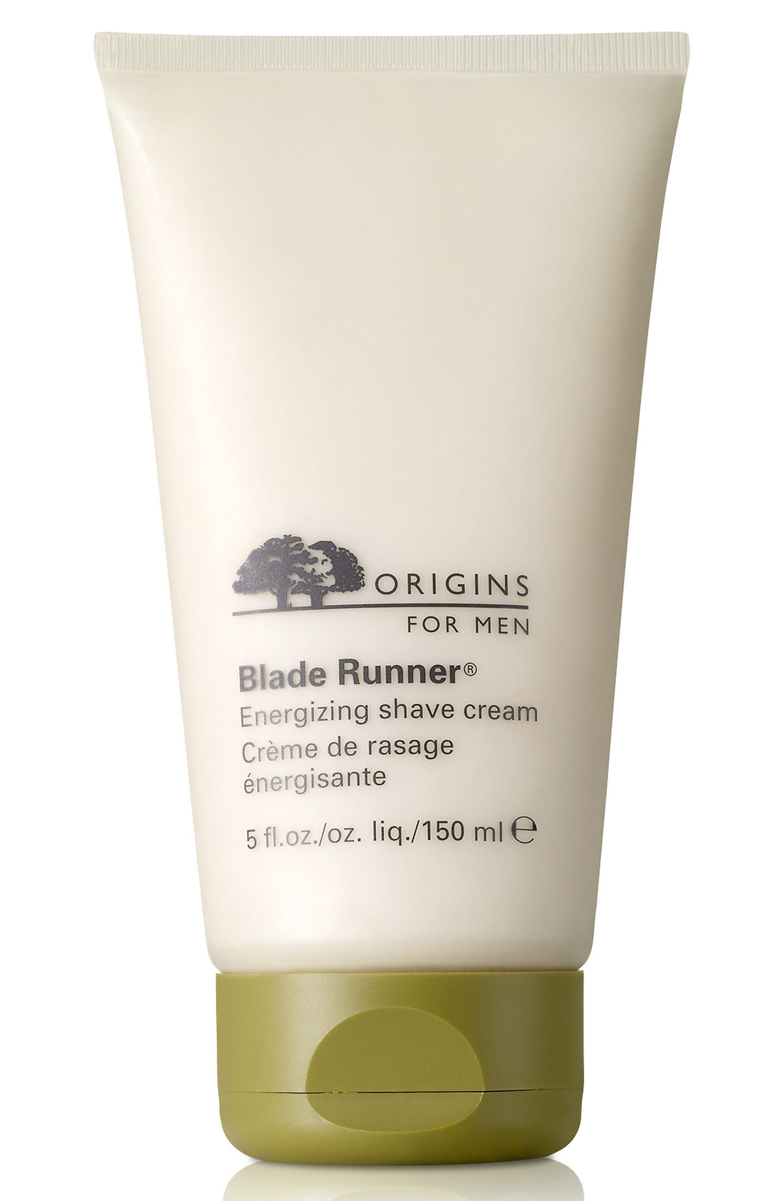 Blade Runner<sup>®</sup> Energizing Shave Cream,                             Main thumbnail 1, color,                             000