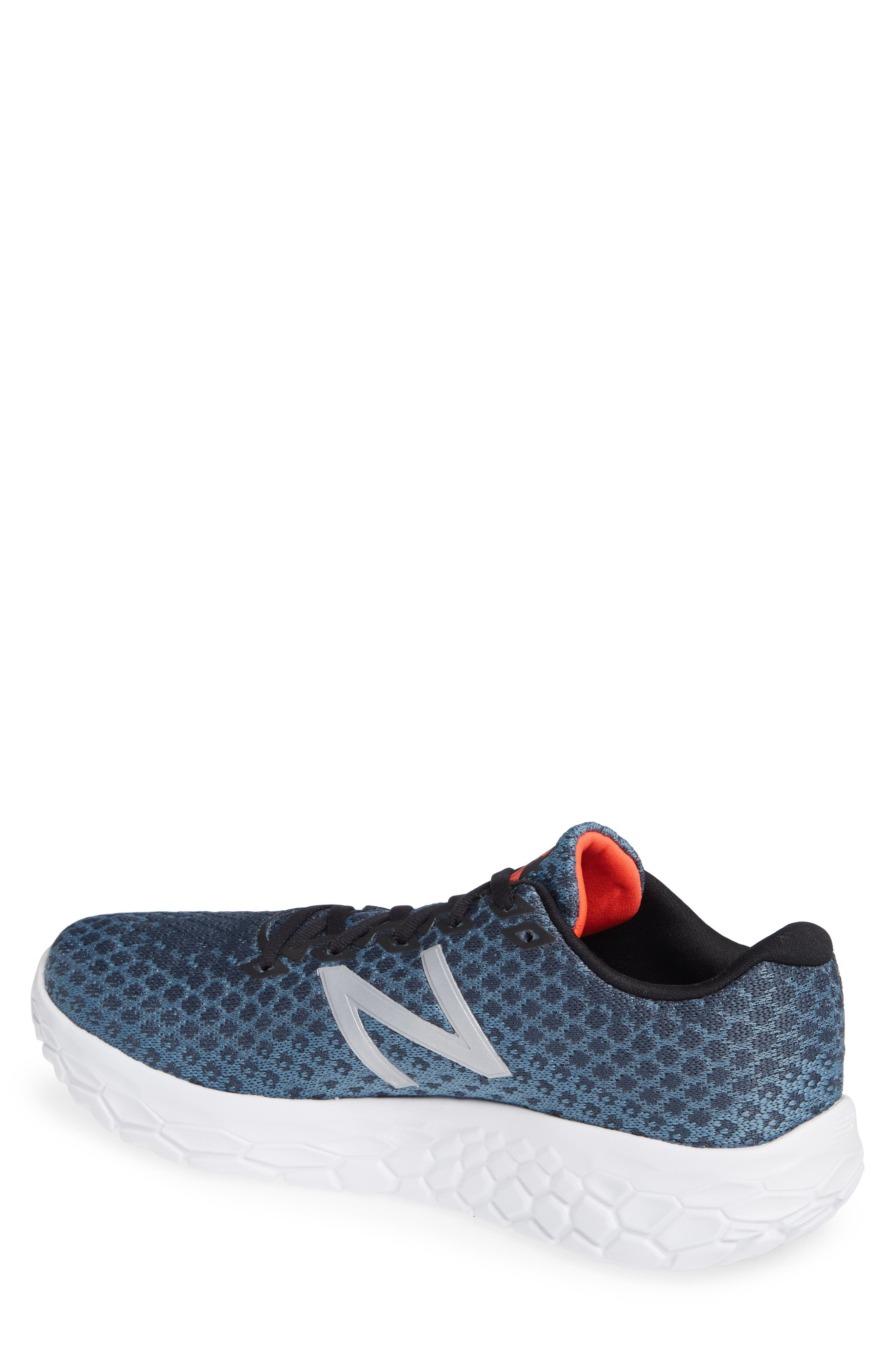 Fresh Foam Beacon Running Shoe,                             Alternate thumbnail 2, color,                             PETROL