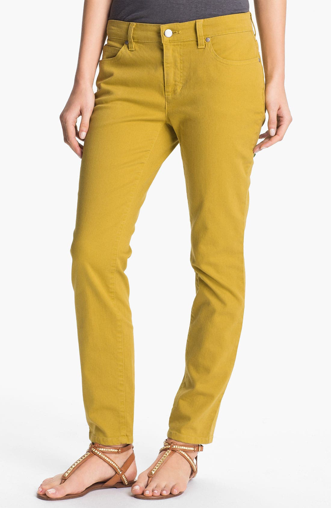 Skinny Ankle Jeans,                             Main thumbnail 16, color,
