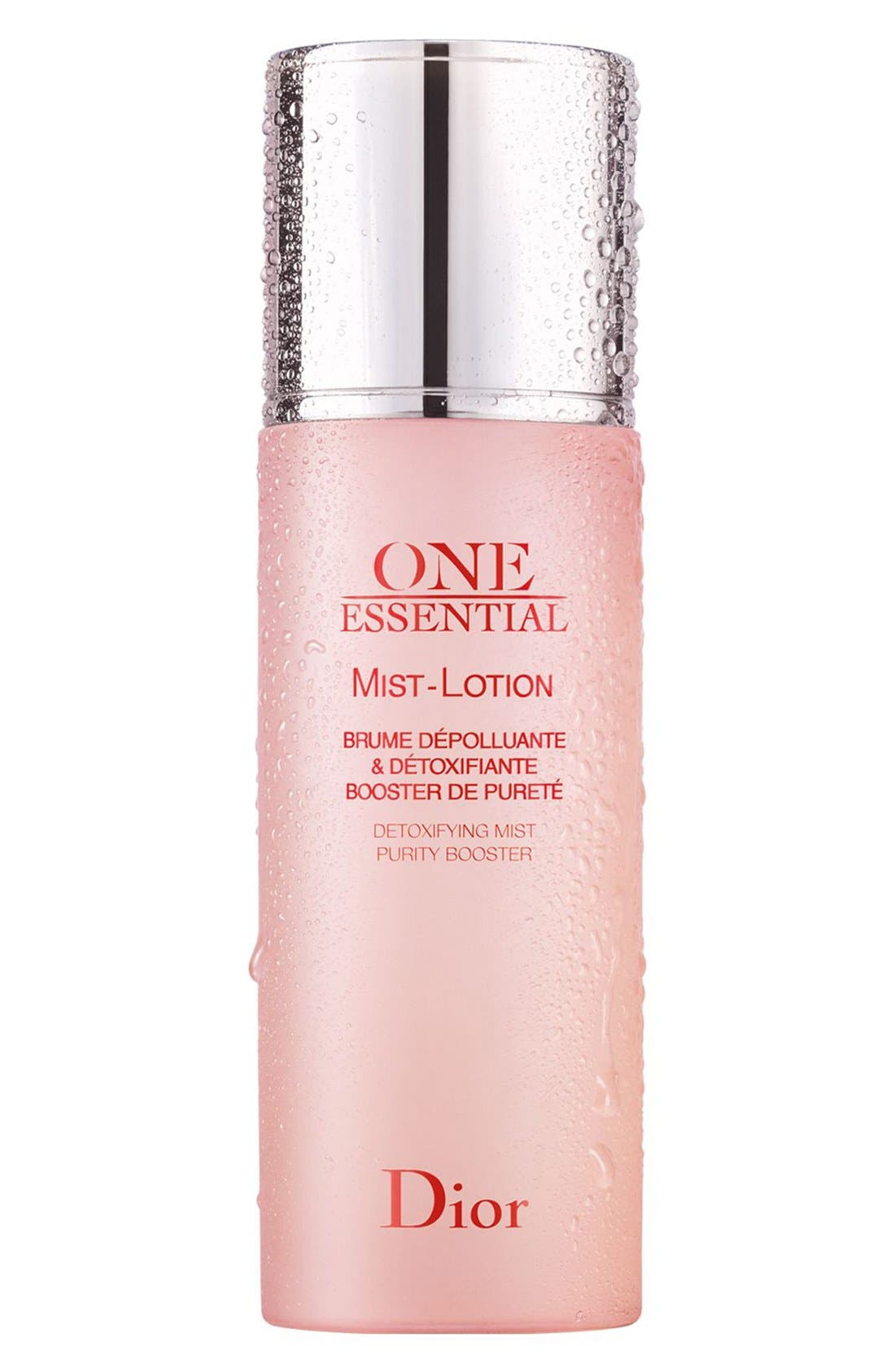 One Essential Mist Lotion,                             Main thumbnail 1, color,                             000