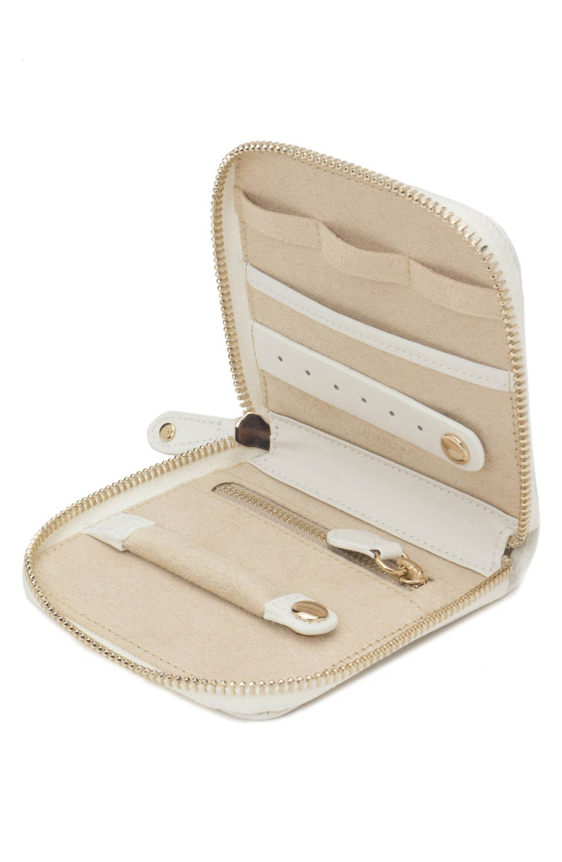 'Marrakesh' Travel Jewelry Case,                             Alternate thumbnail 3, color,                             901