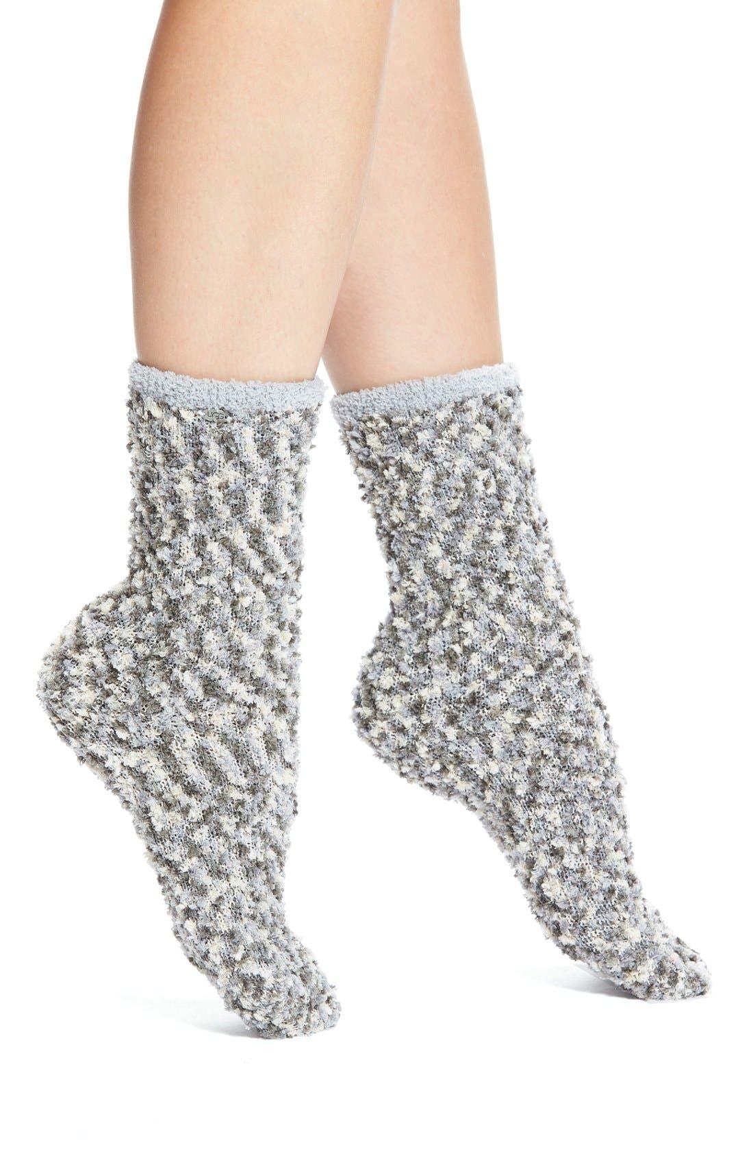 Australia Chenille Crew Socks,                         Main,                         color, 024