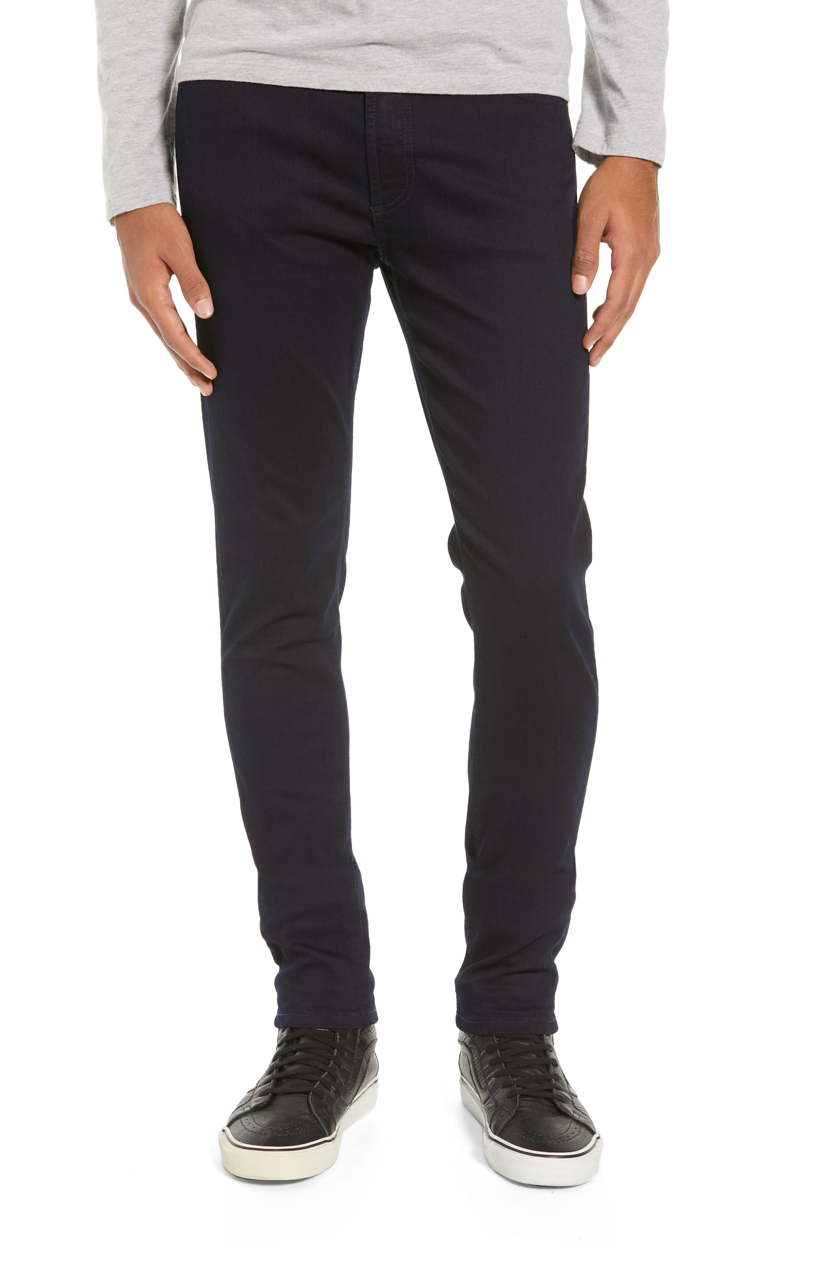 MONFRERE Greyson Skinny Fit Jeans in London