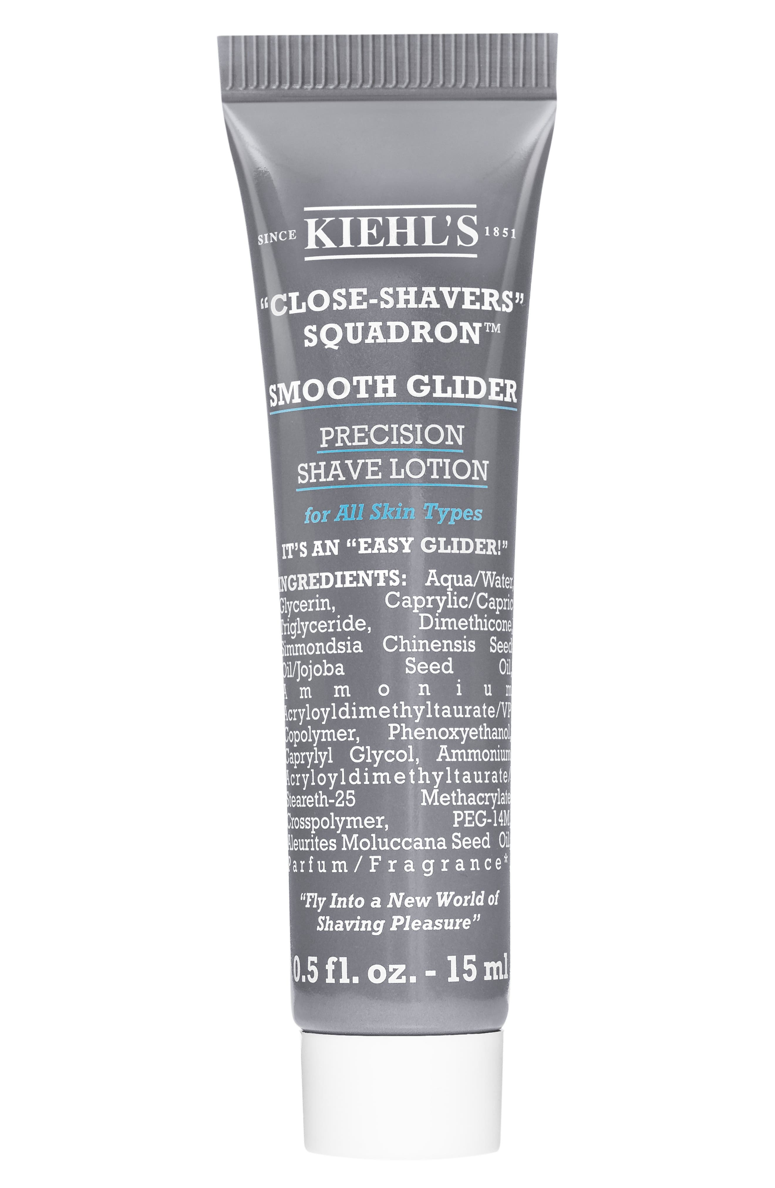 Smooth Glider Precision Shave Lotion,                             Alternate thumbnail 2, color,                             NO COLOR