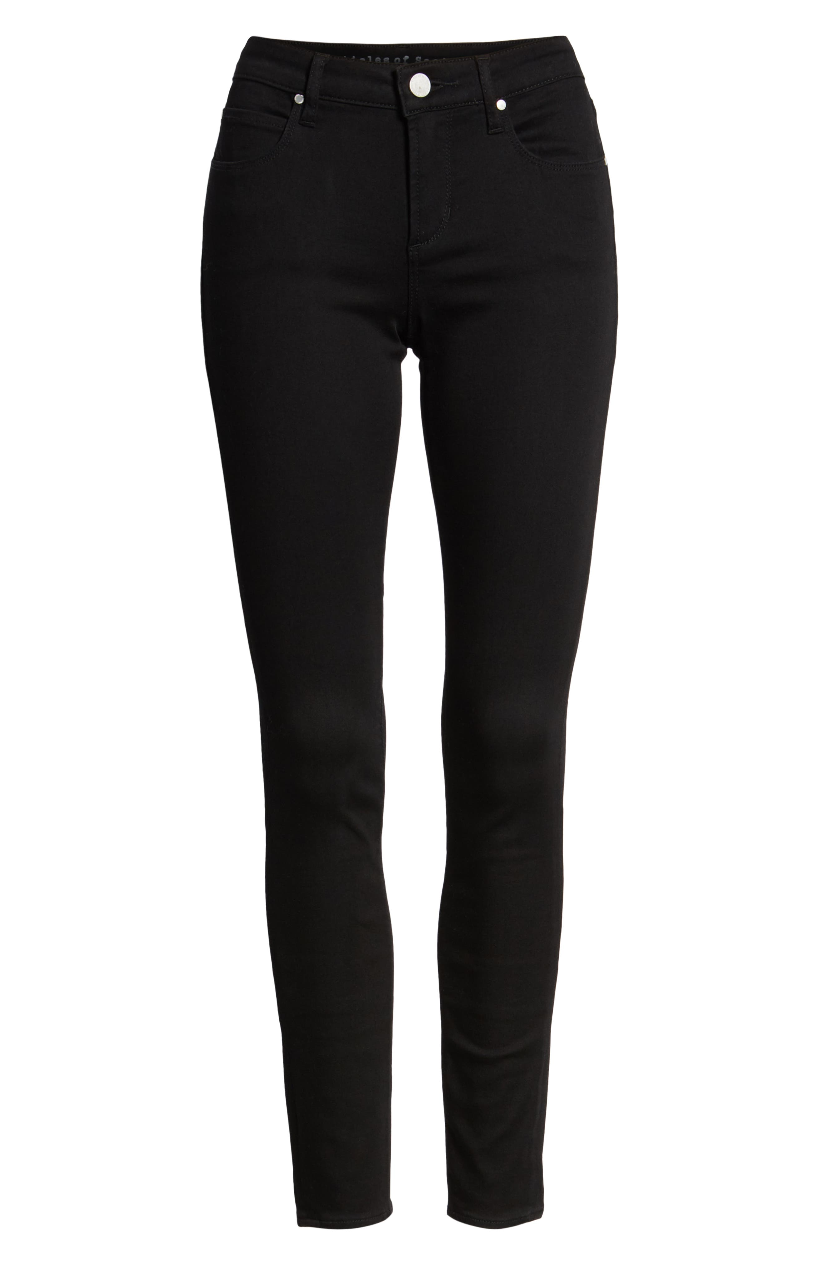 Sarah Skinny Jeans,                             Alternate thumbnail 7, color,                             MACON