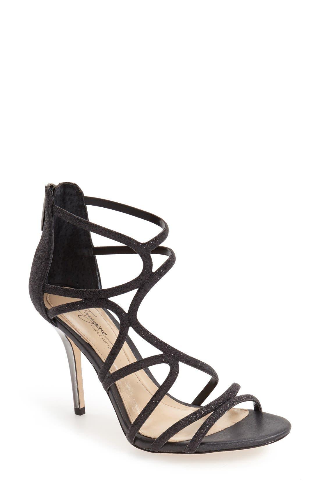 'Ranee' Dress Sandal,                             Main thumbnail 1, color,
