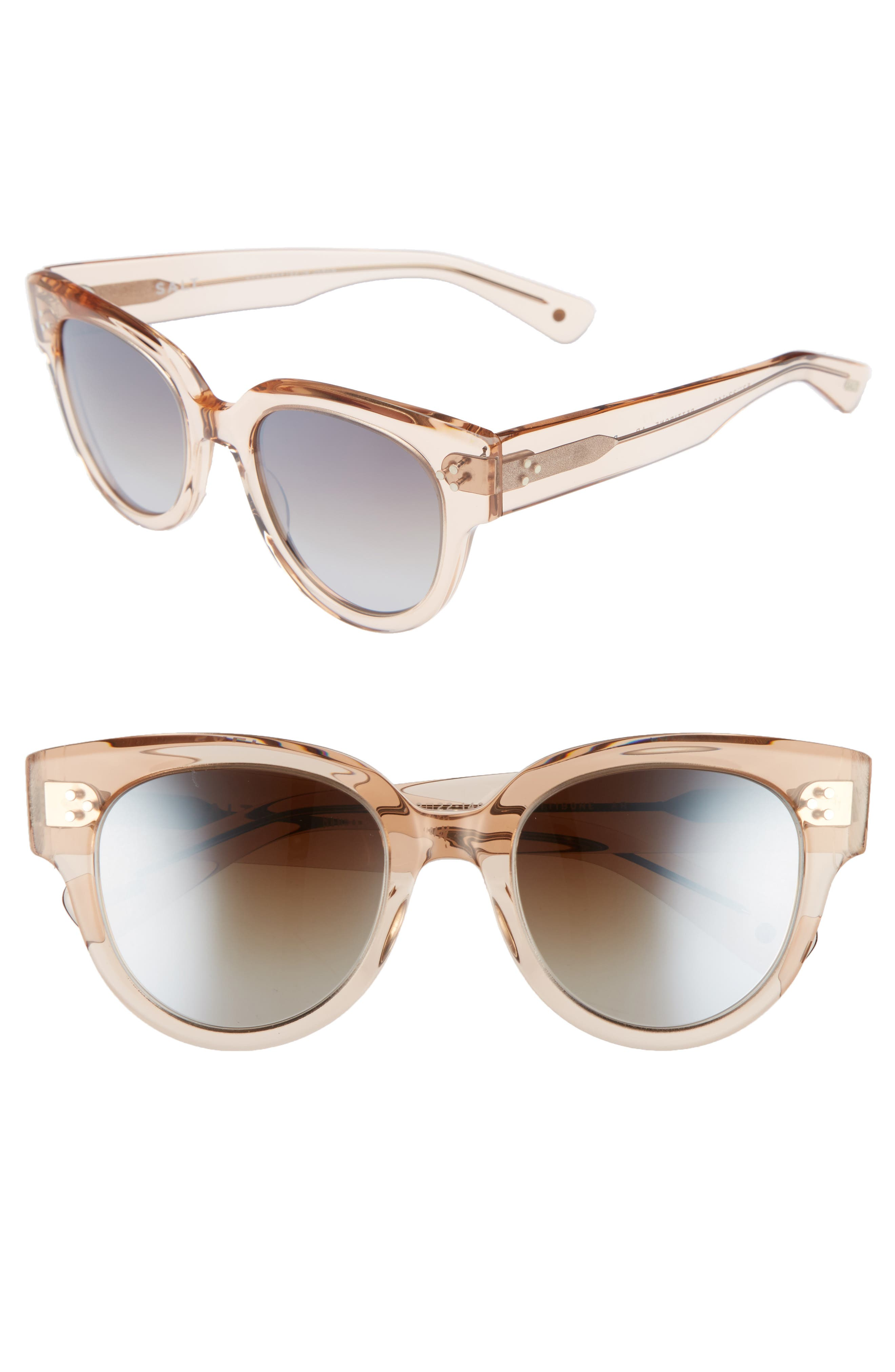 Pettibone 52mm Polarized Sunglasses,                             Main thumbnail 4, color,