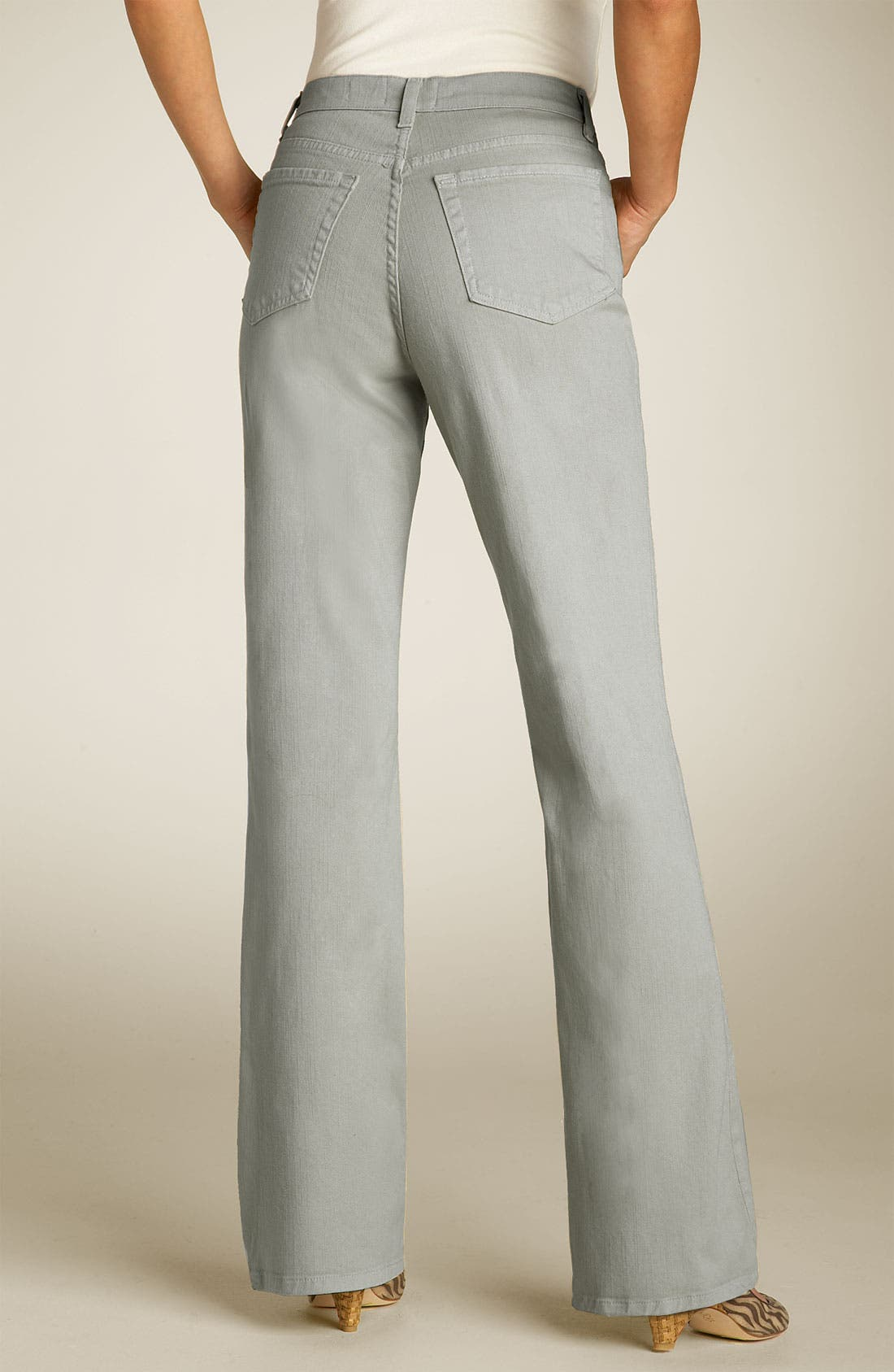 'Sarah' Stretch Bootcut Jeans,                             Alternate thumbnail 2, color,                             059