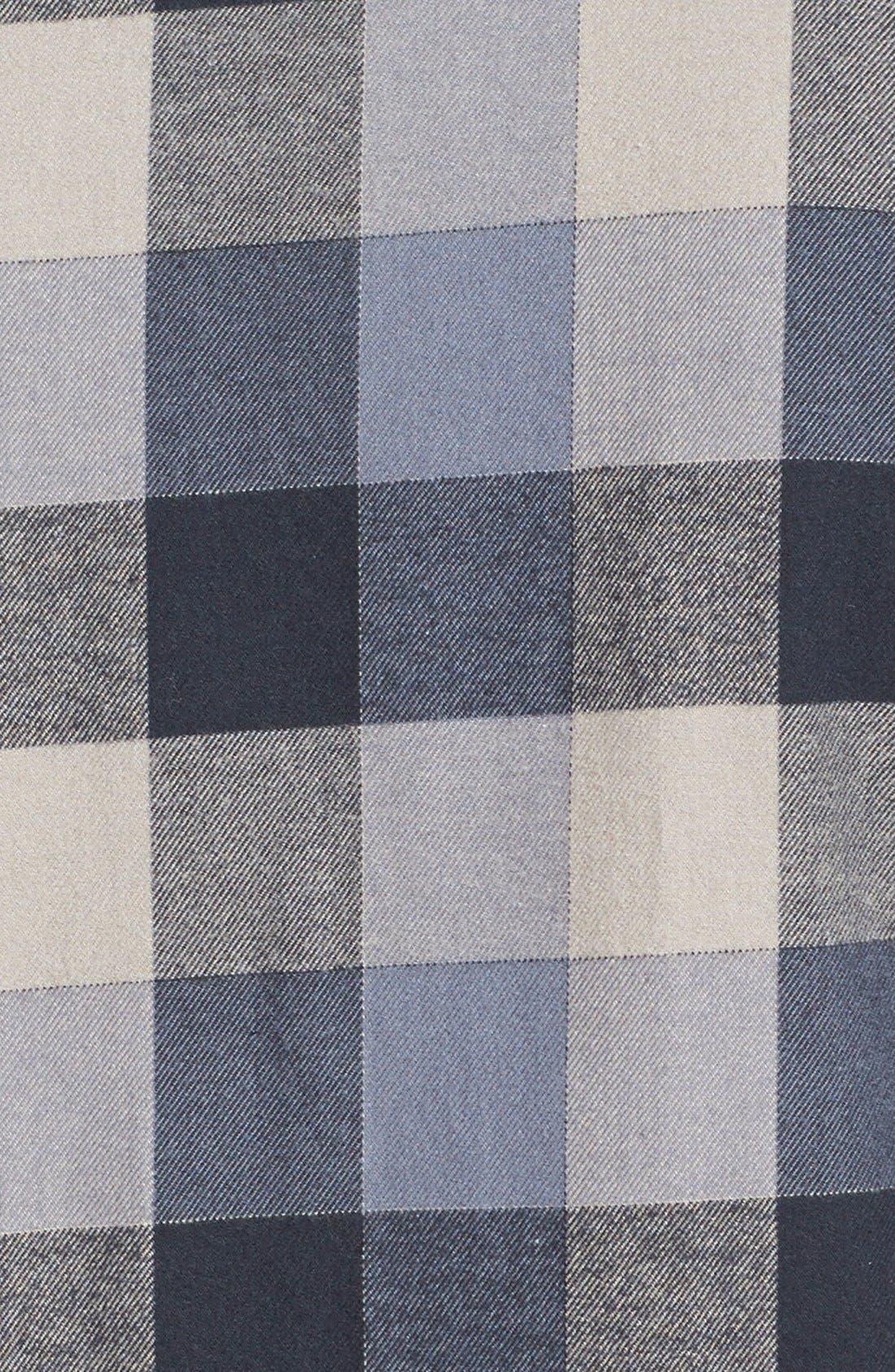 Quiksilver 'Aikens Lake' Flannel Shirt,                             Alternate thumbnail 2, color,                             002