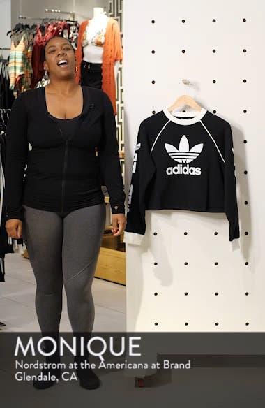 Originals Crop Sweatshirt, sales video thumbnail