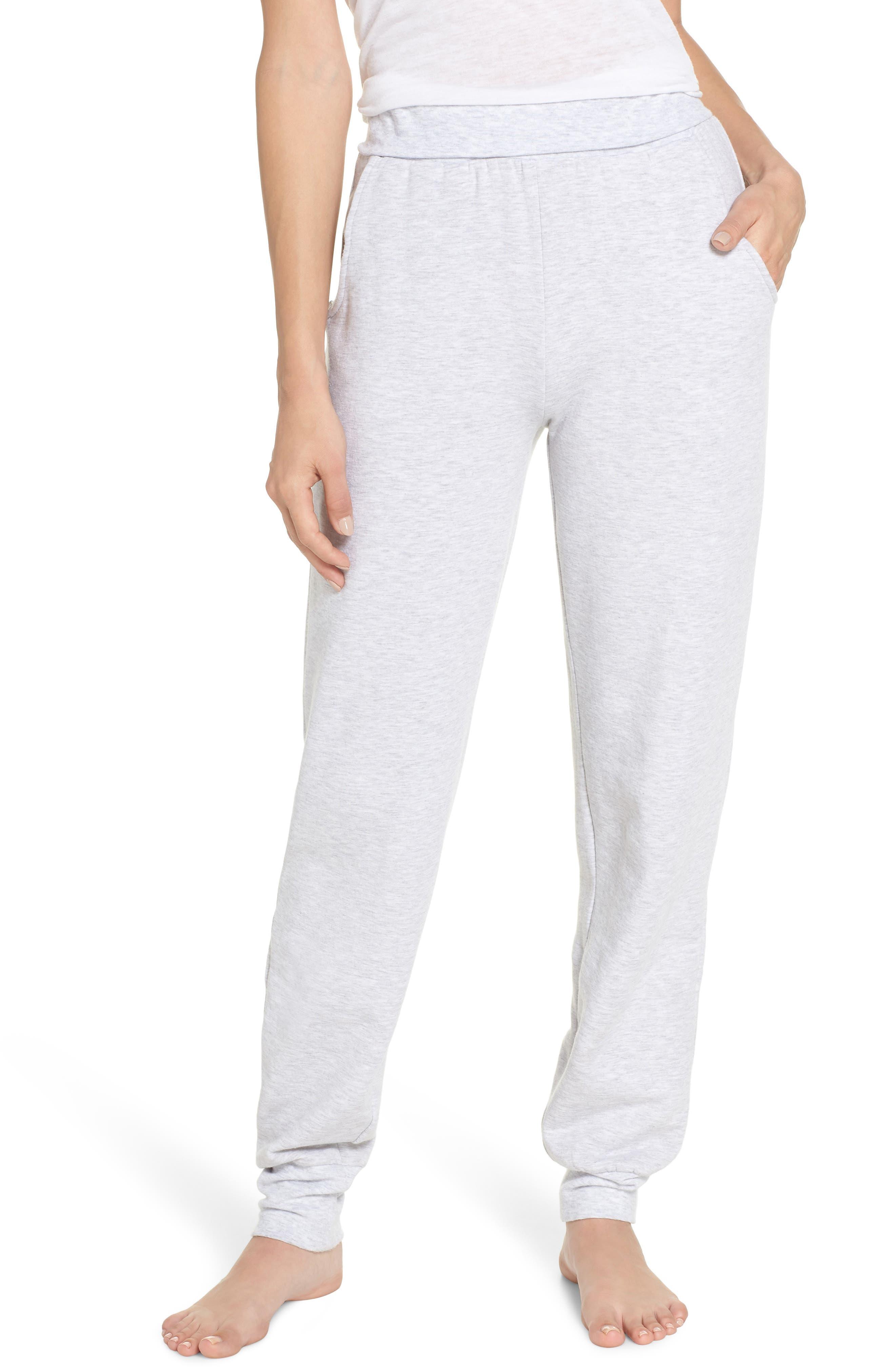 Jogger Pajama Pants,                             Main thumbnail 1, color,                             020